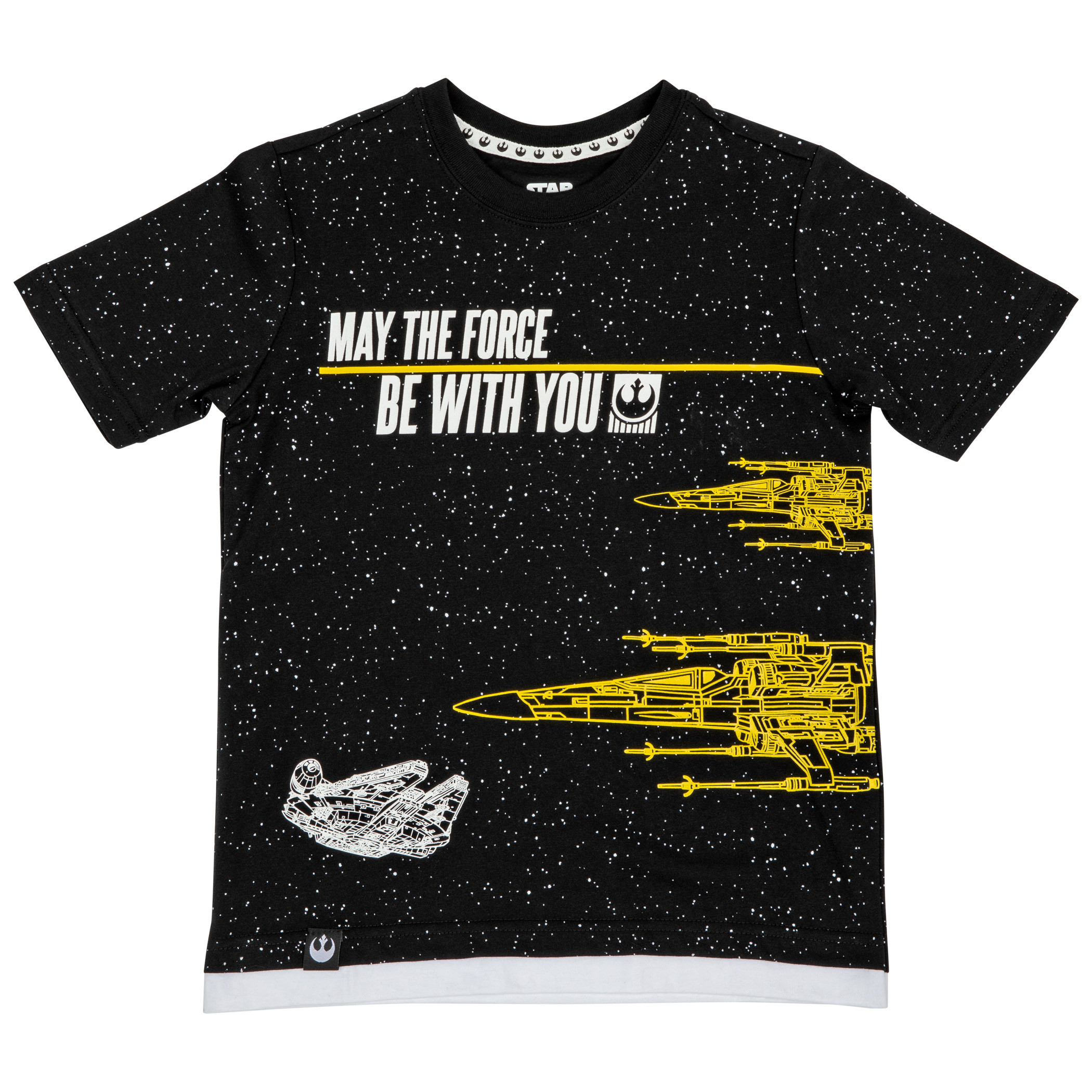 Star Wars May The Force Be With You Youth T-Shirt