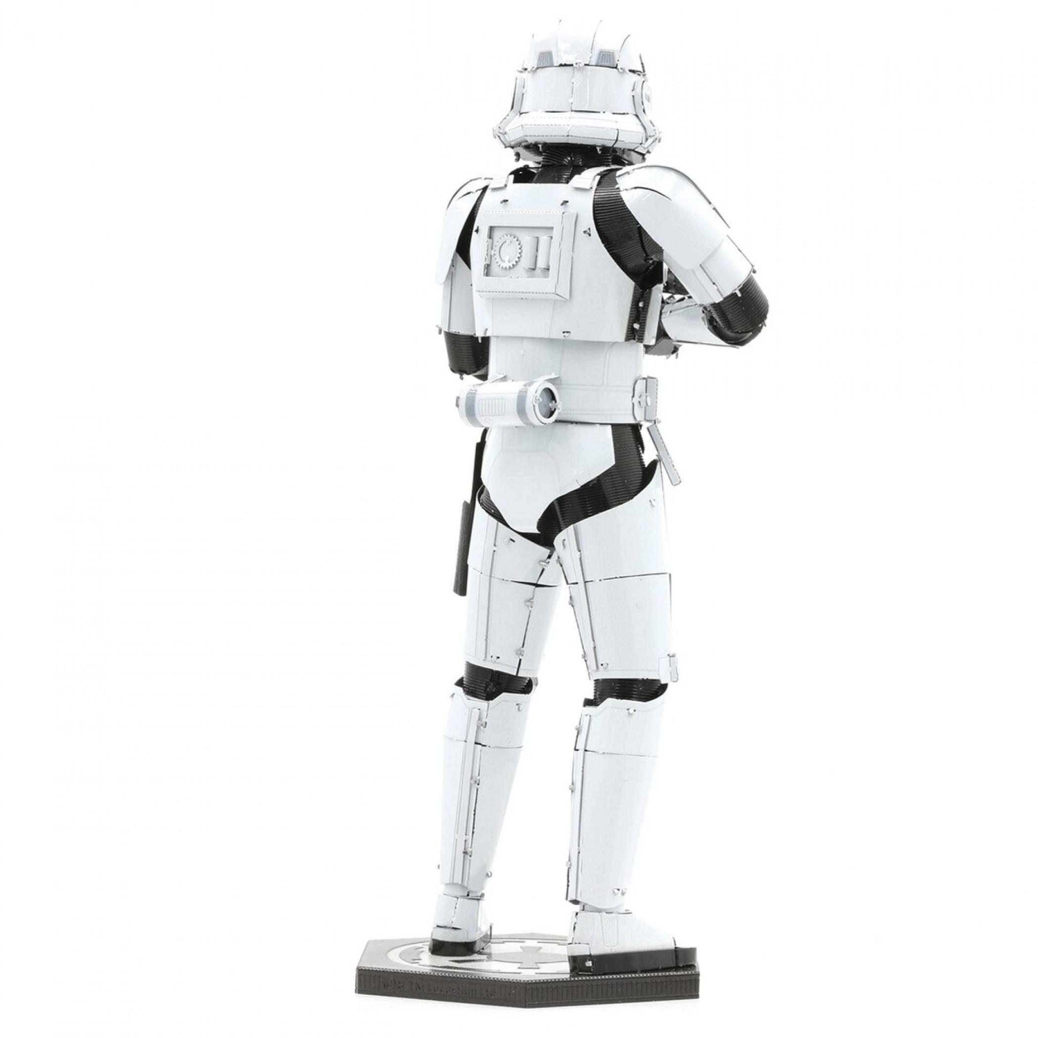 Star Wars Stormtrooper Character Premium 3D Metal Earth Model Kit