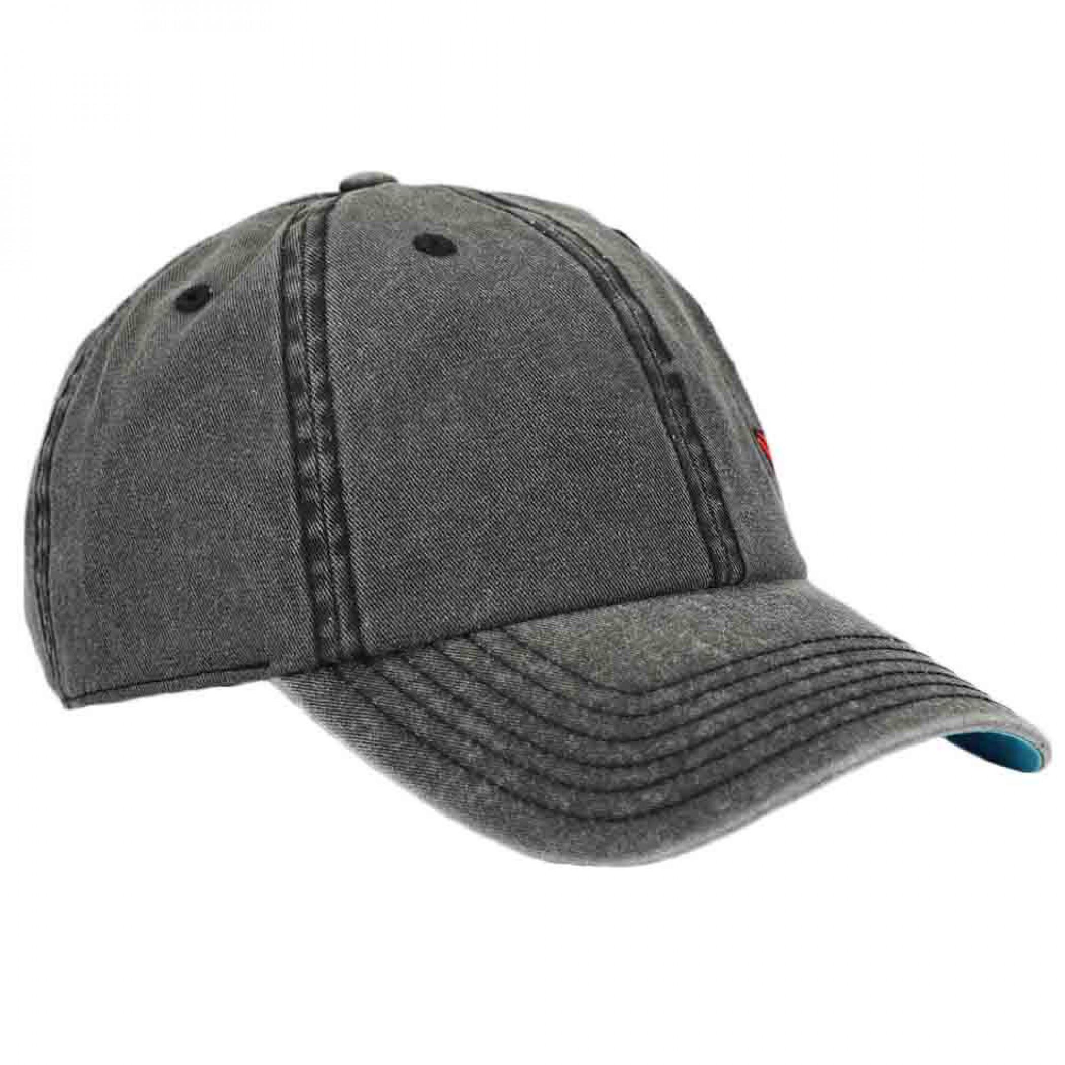 SEGA Sonic The Hedgehog Running Character Dye Side Art Adjustable Hat