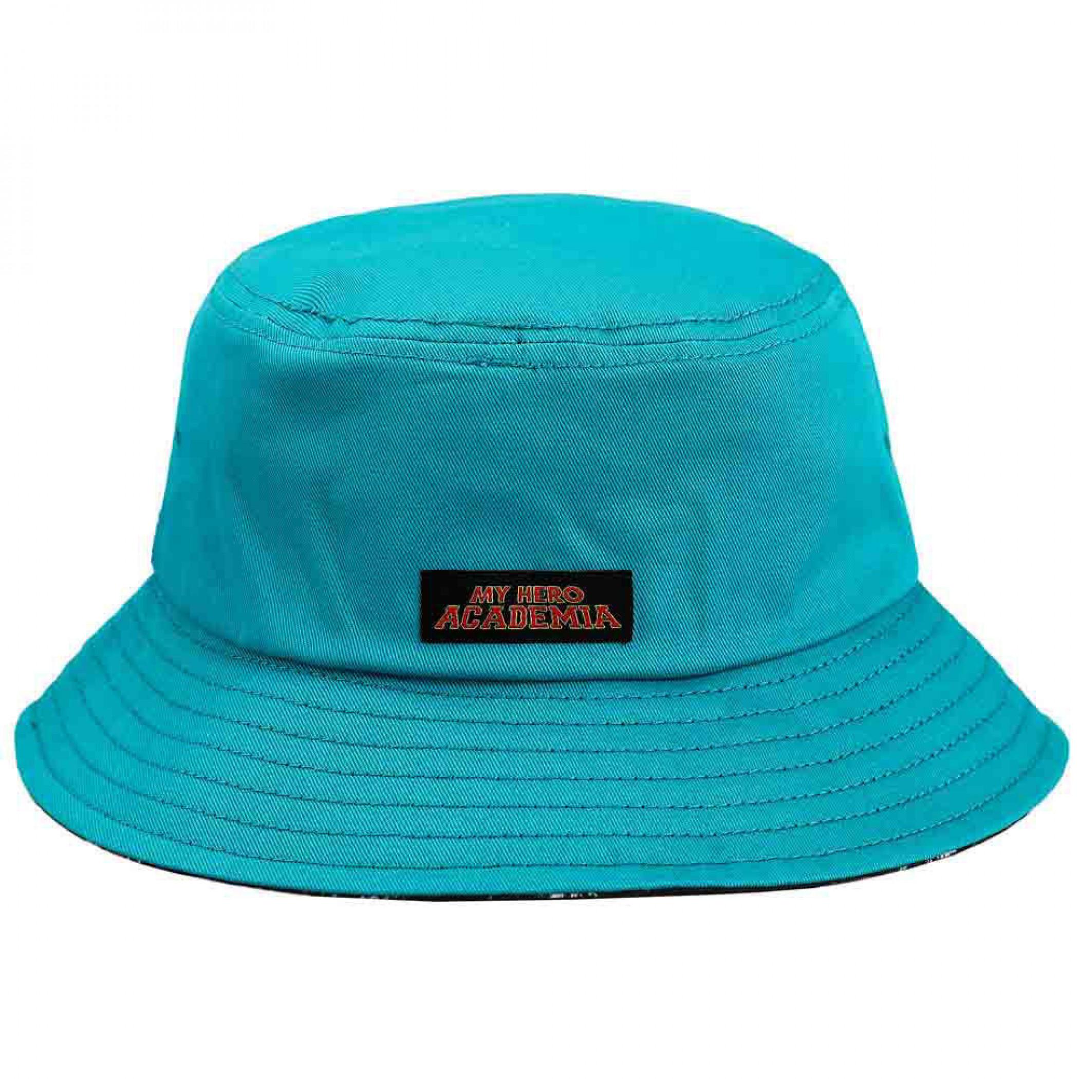 My Hero Academia UA High School Embroidered Logo Bucket Hat
