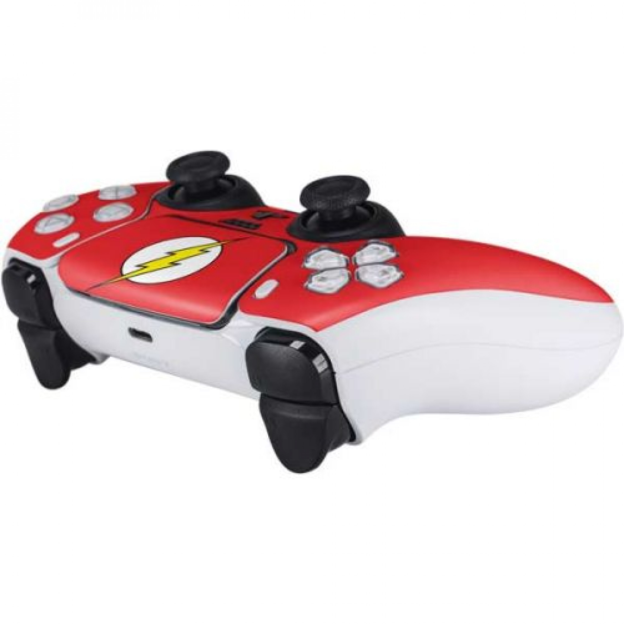 The Flash Emblem PS5 Controller Skin