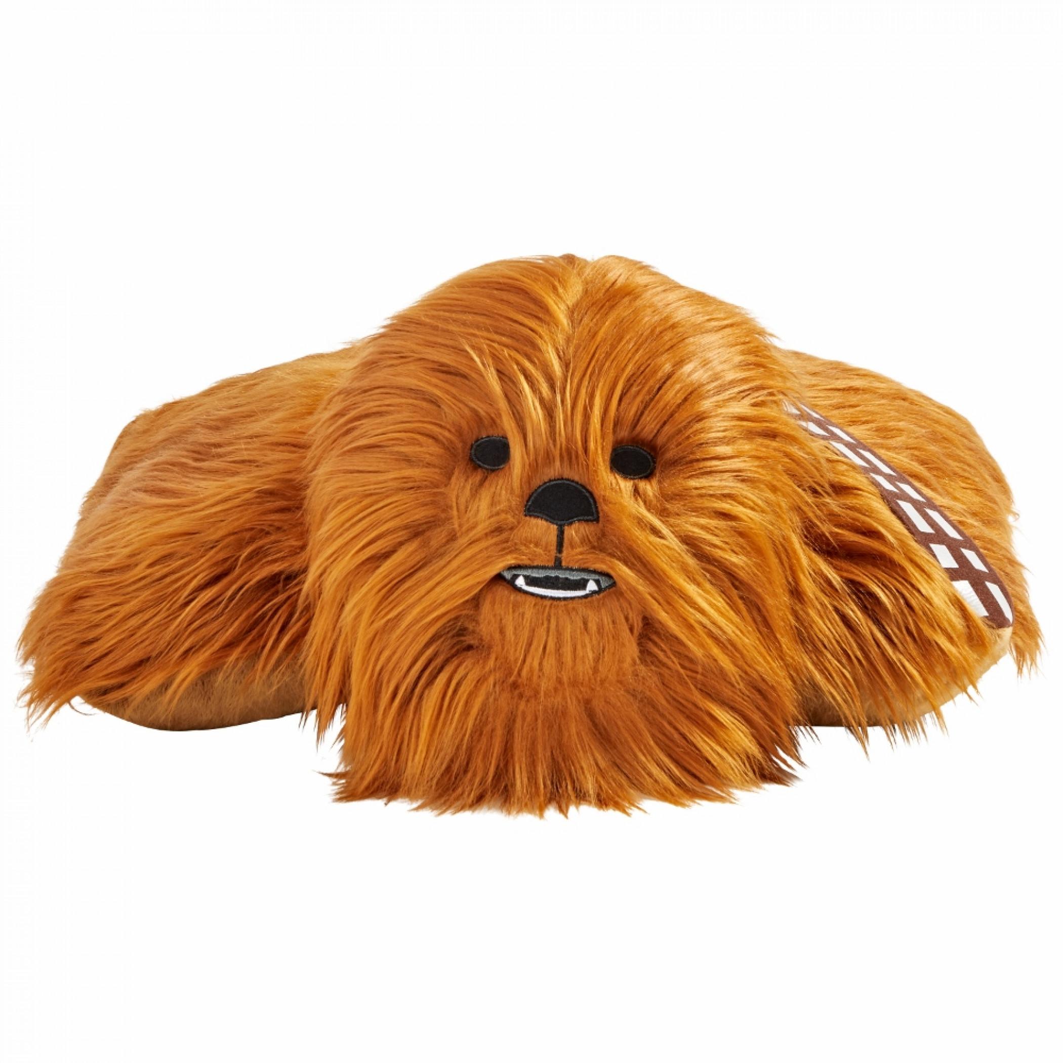 """Chewbacca Star Wars 3"""" Plush Keychain Chewy New"""