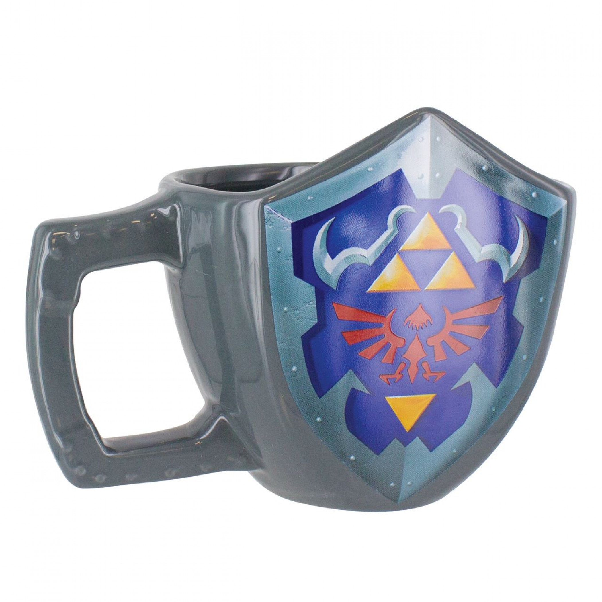 Link's Shield Zelda Mug