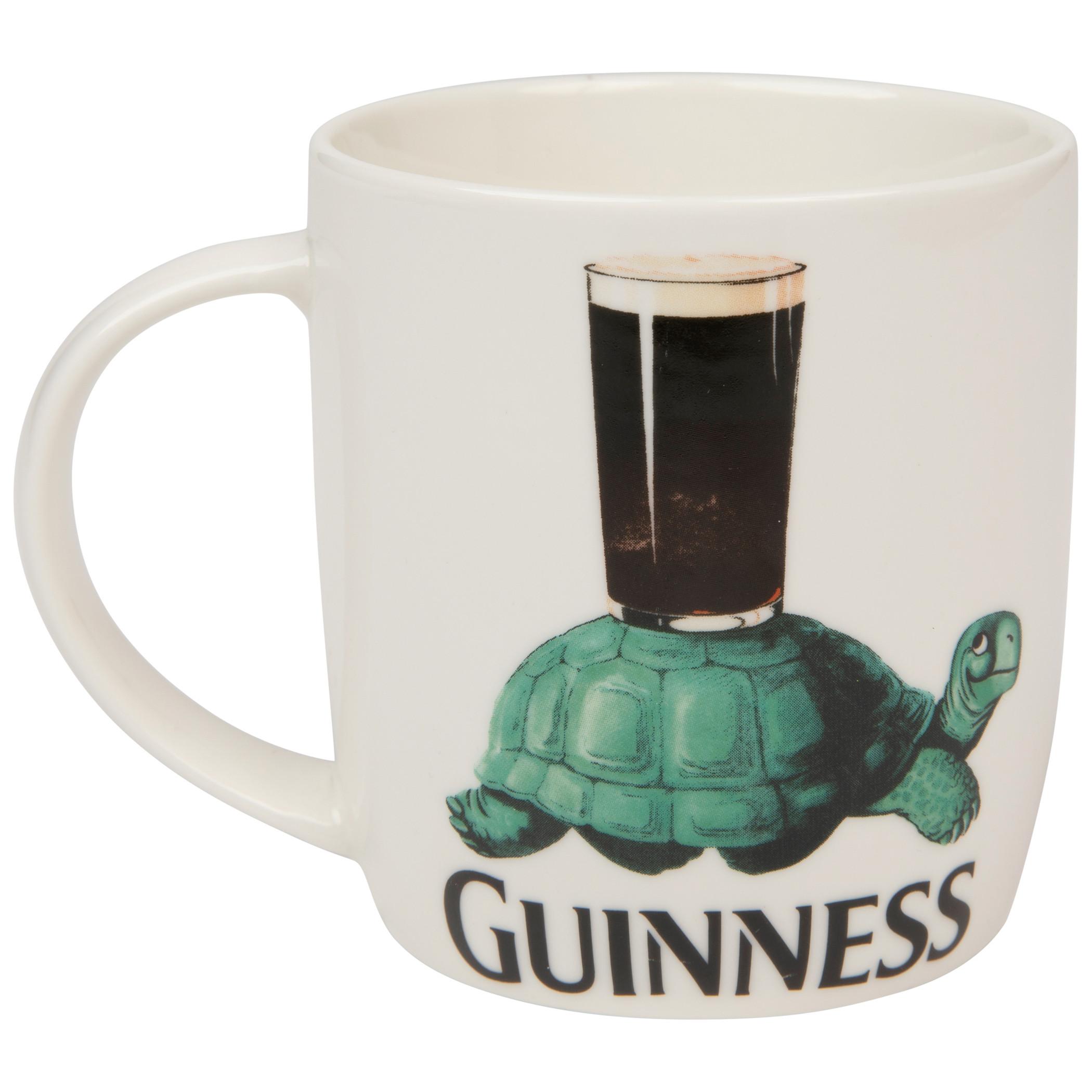 Guinness Turtle Mug