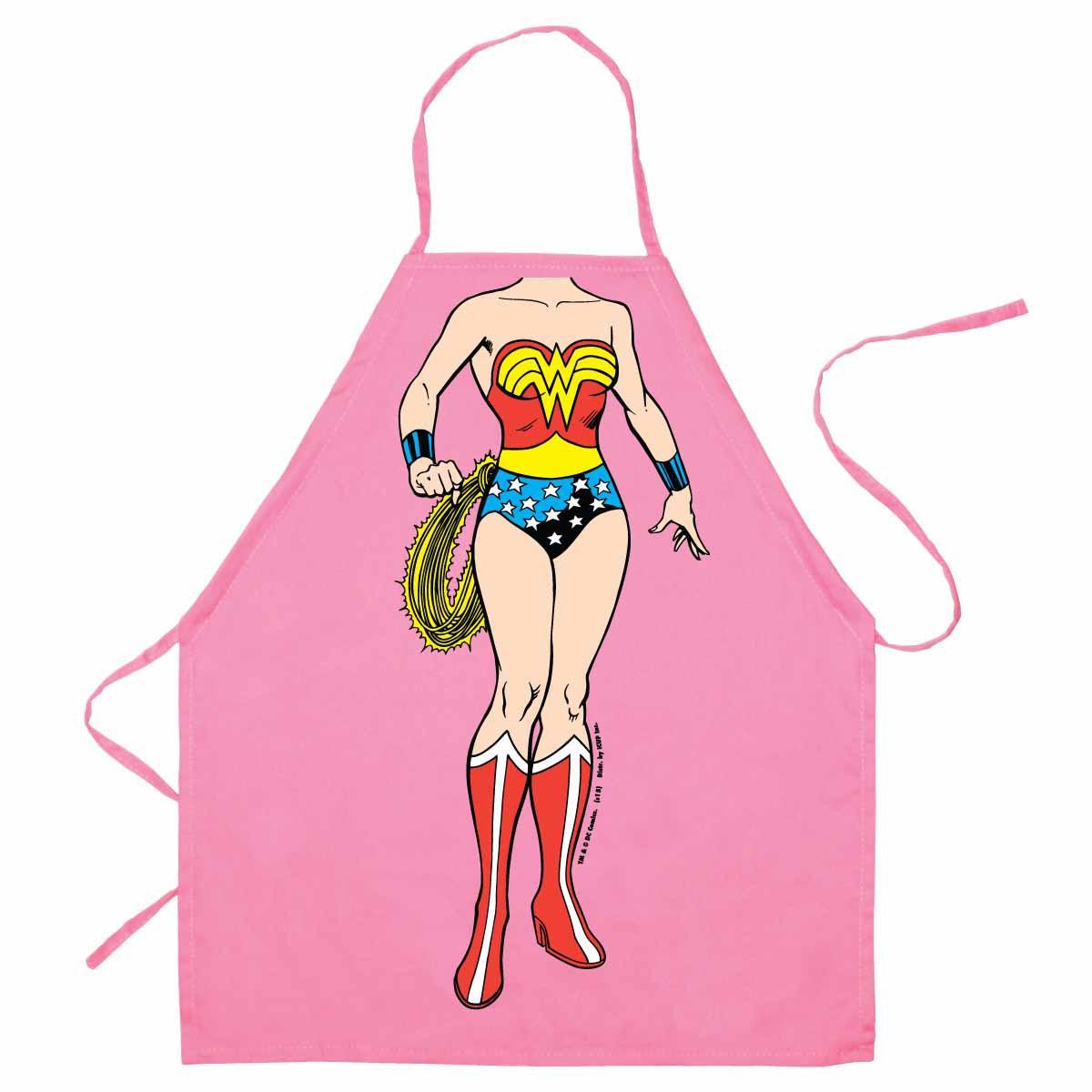 Wonder Woman Cooking Apron
