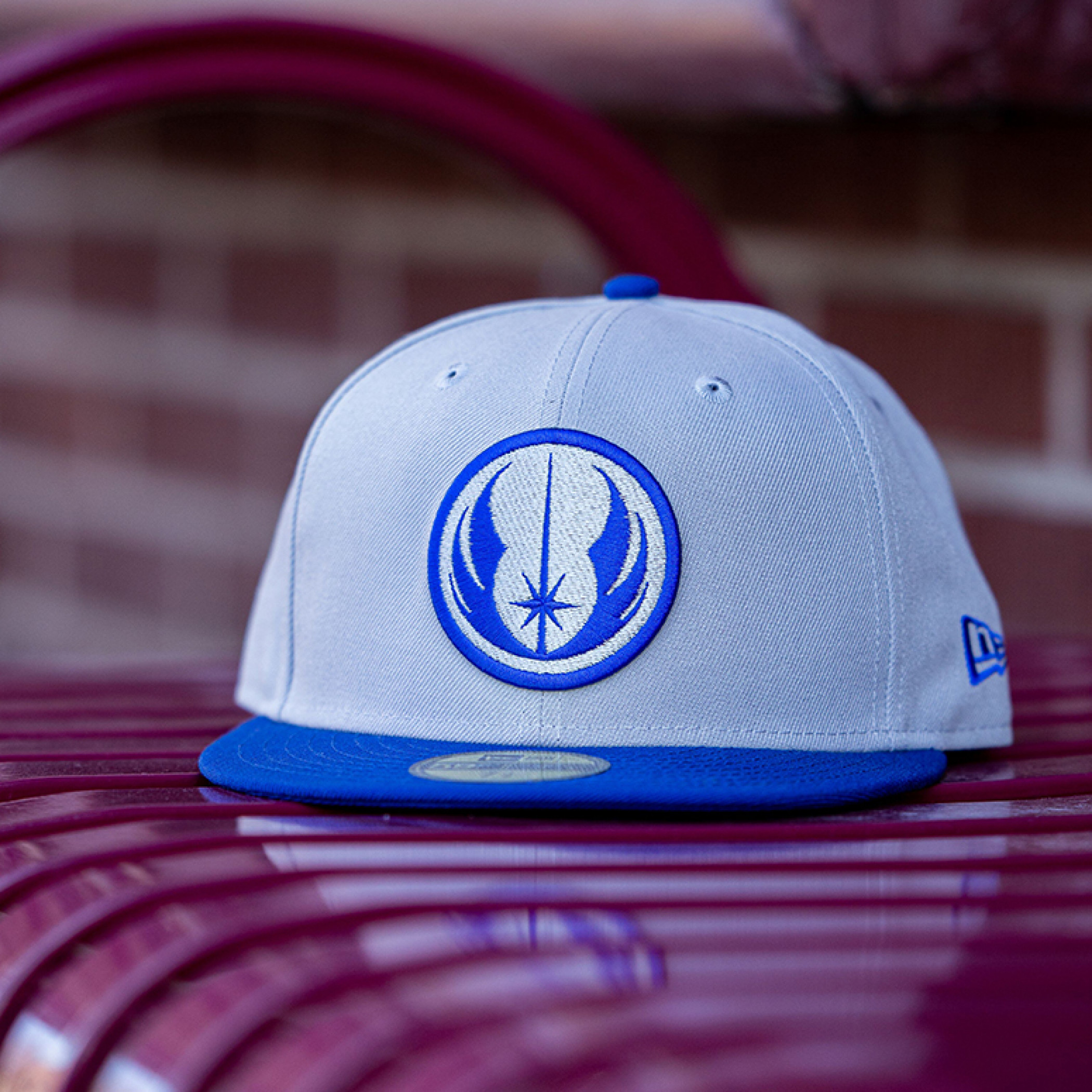 Star Wars Jedi Order Symbol New Era 59Fifty Hat