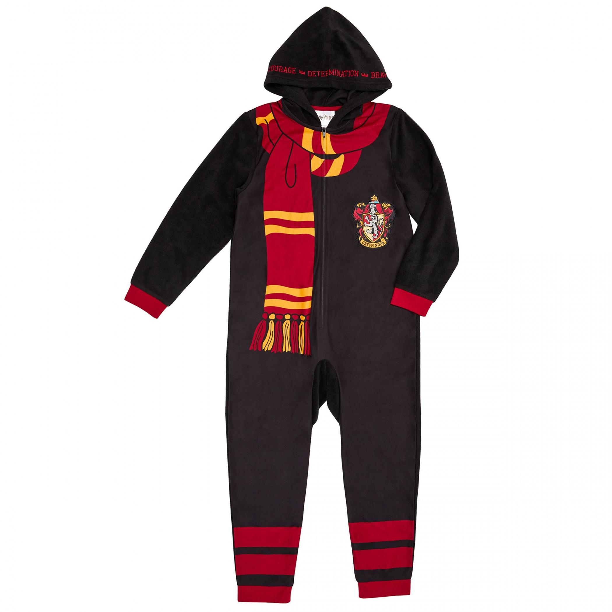 Harry Potter Costume Kids Union Suit