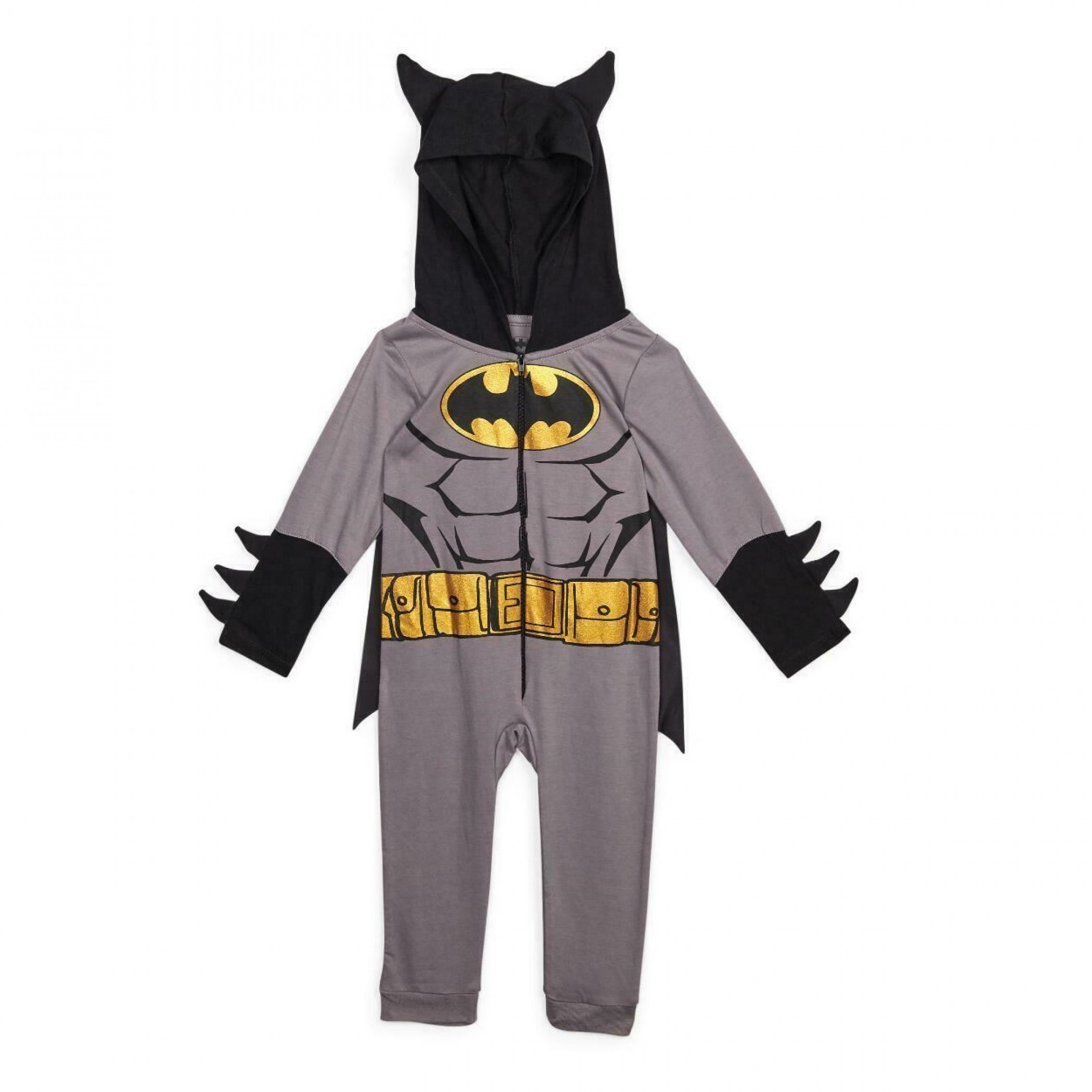 Batman Toddler Dress Up Costume Suit with Cape