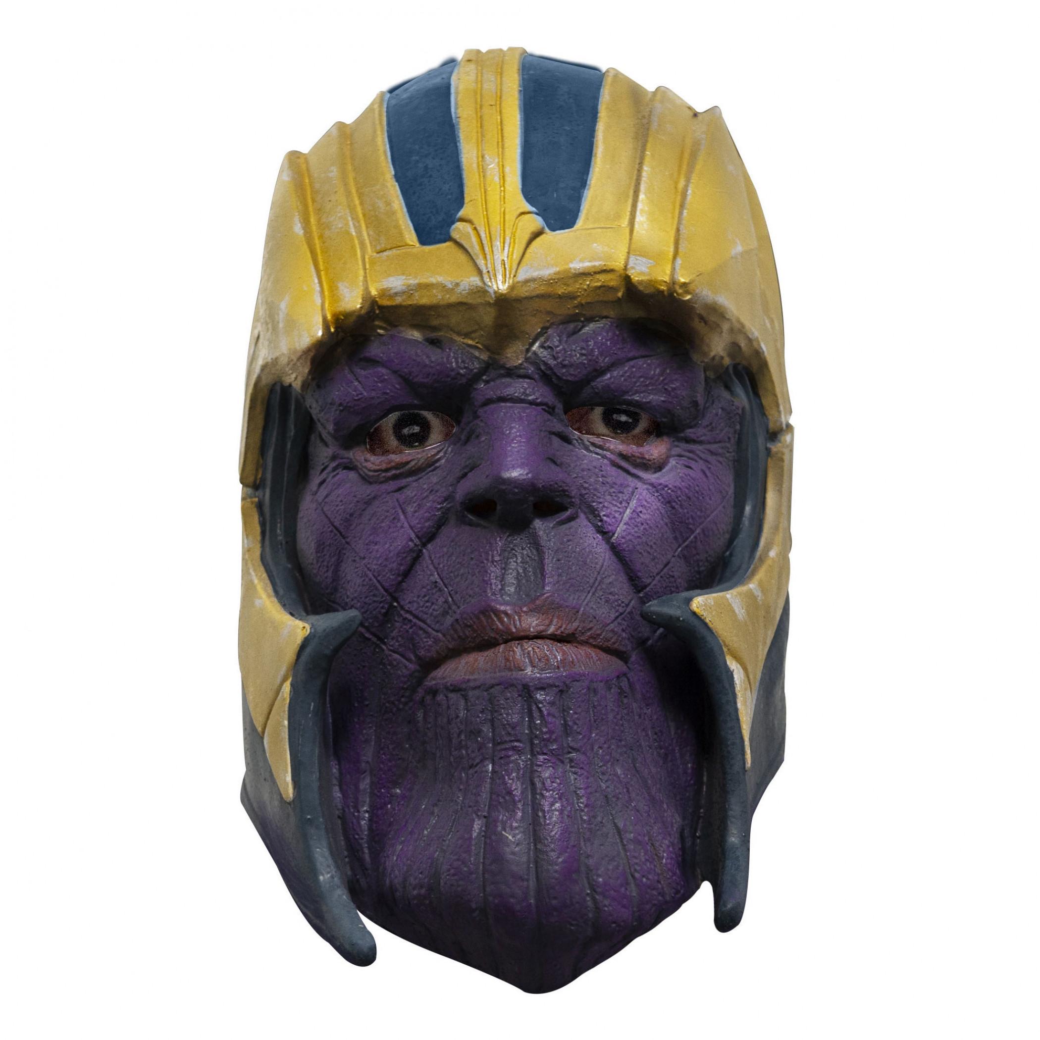 Thanos Overhead Latex Mask