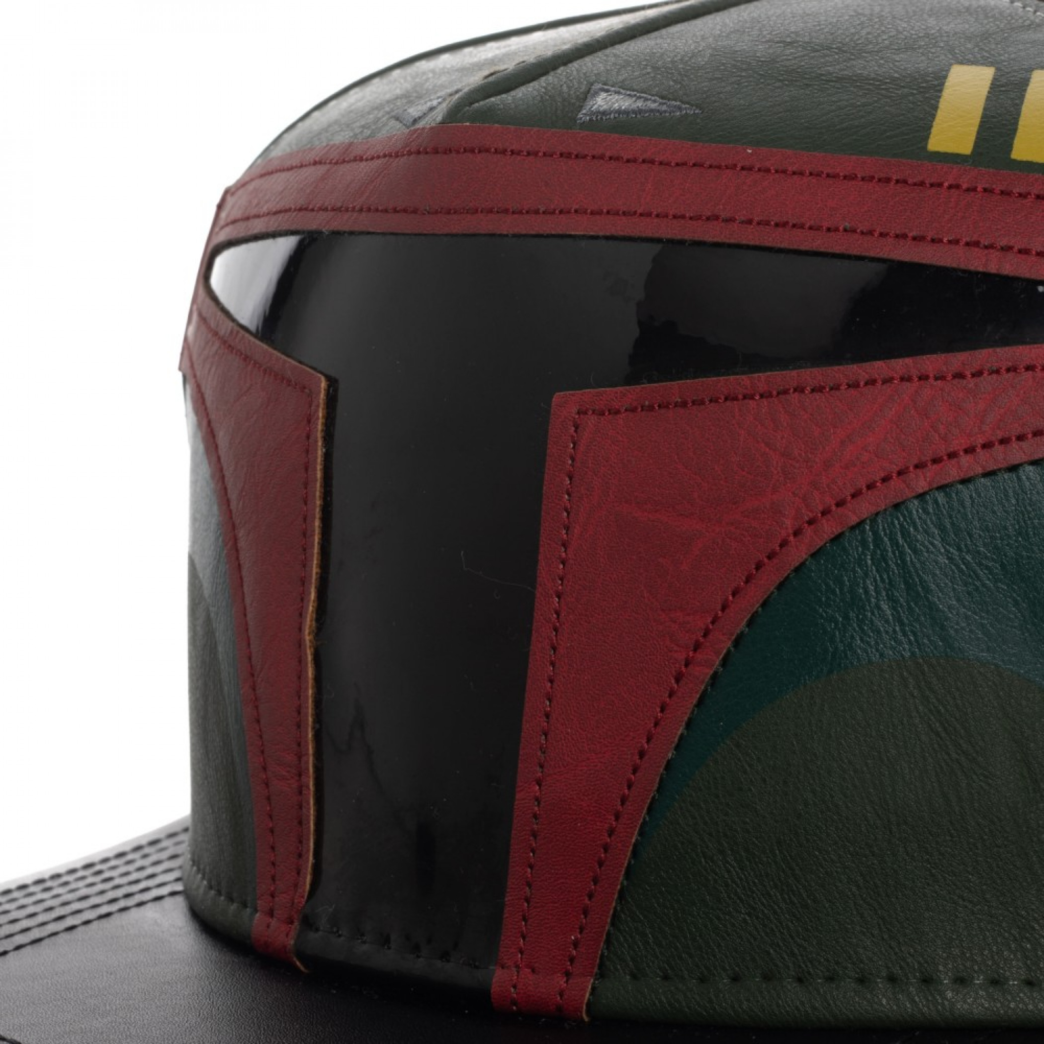 Boba Fett Sound Chip Embroidered Snapback Hat