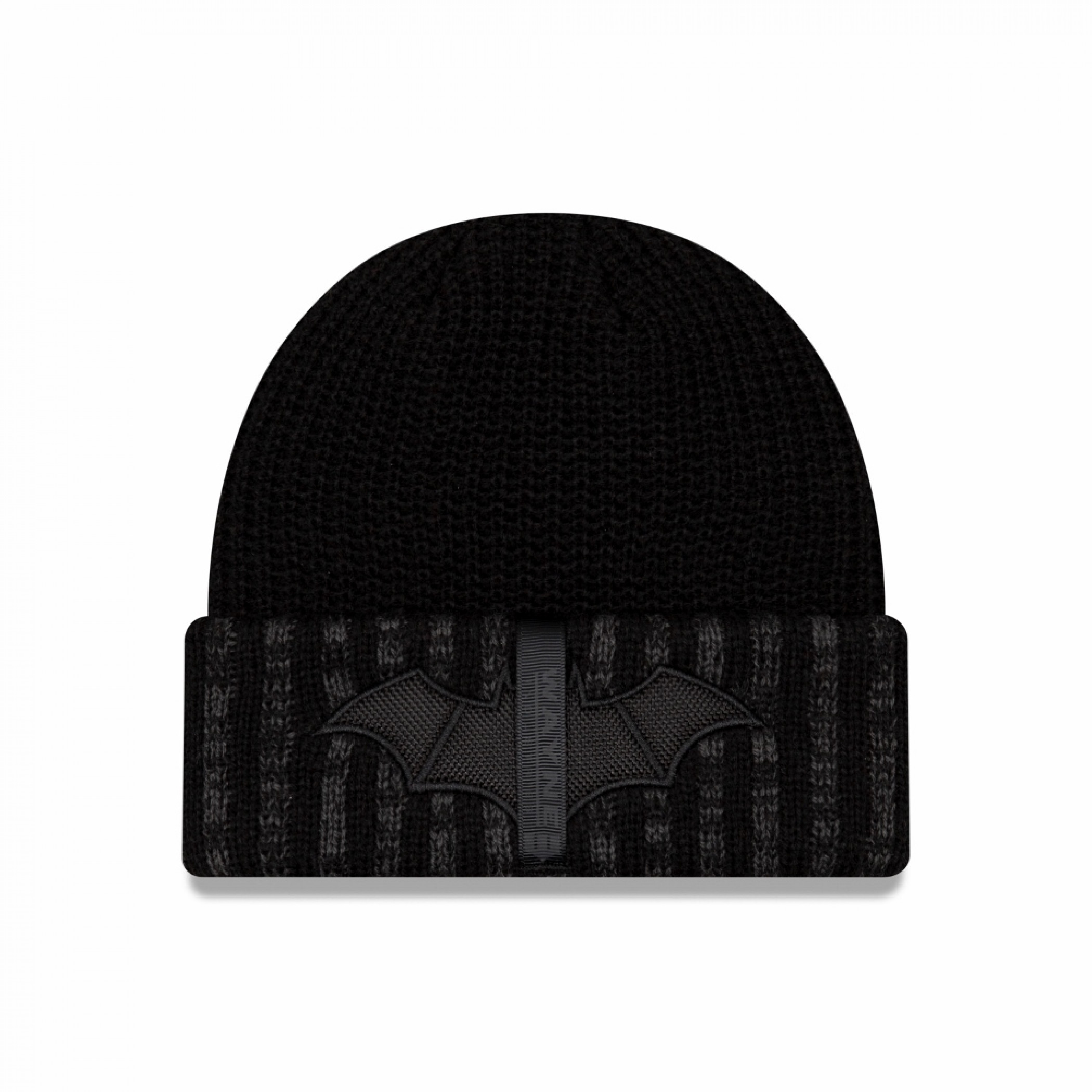 Batman Wayne Industries Ribbed Cuff Beanie
