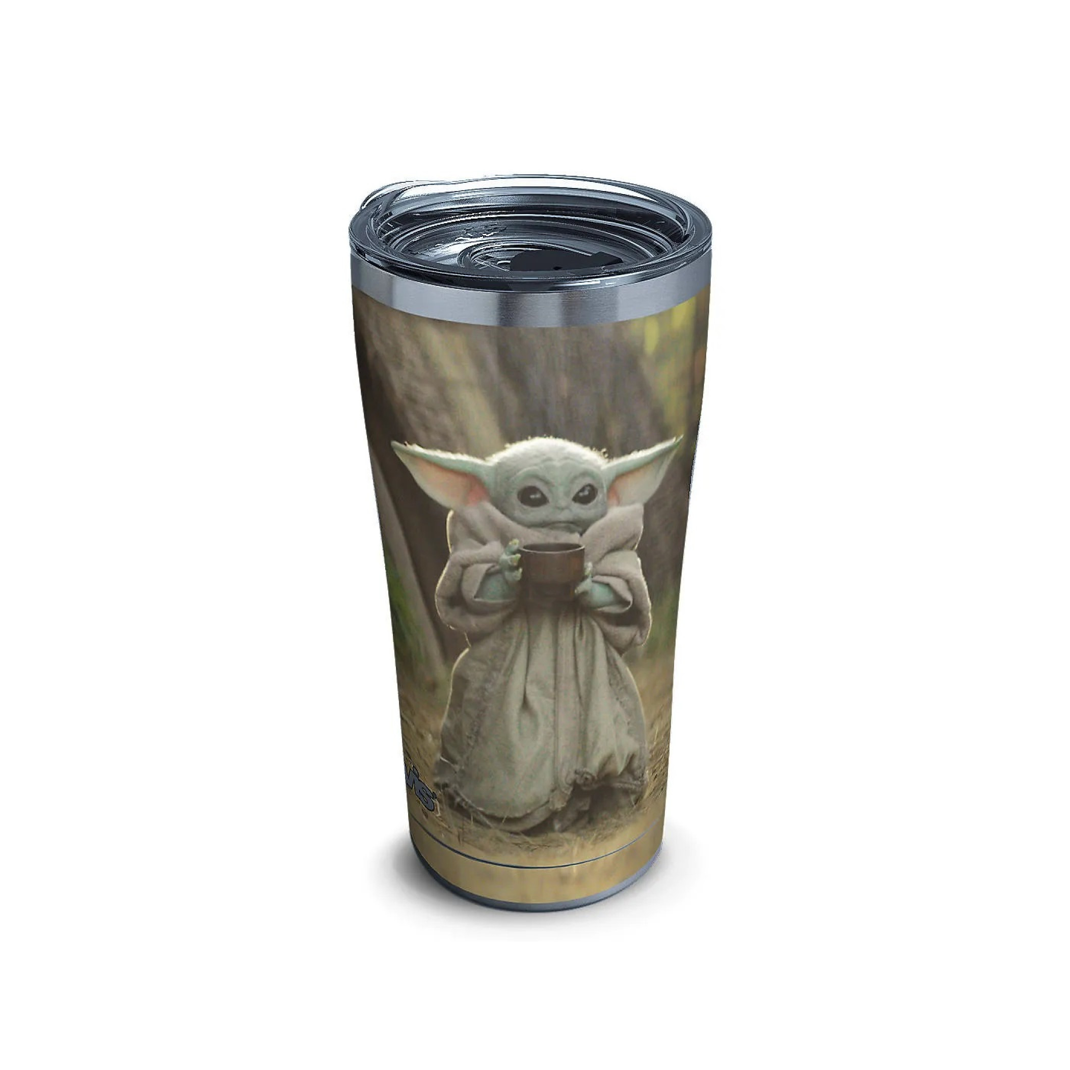 The Mandalorian The Child Sipping Tervis® 20 Ounce Tumbler
