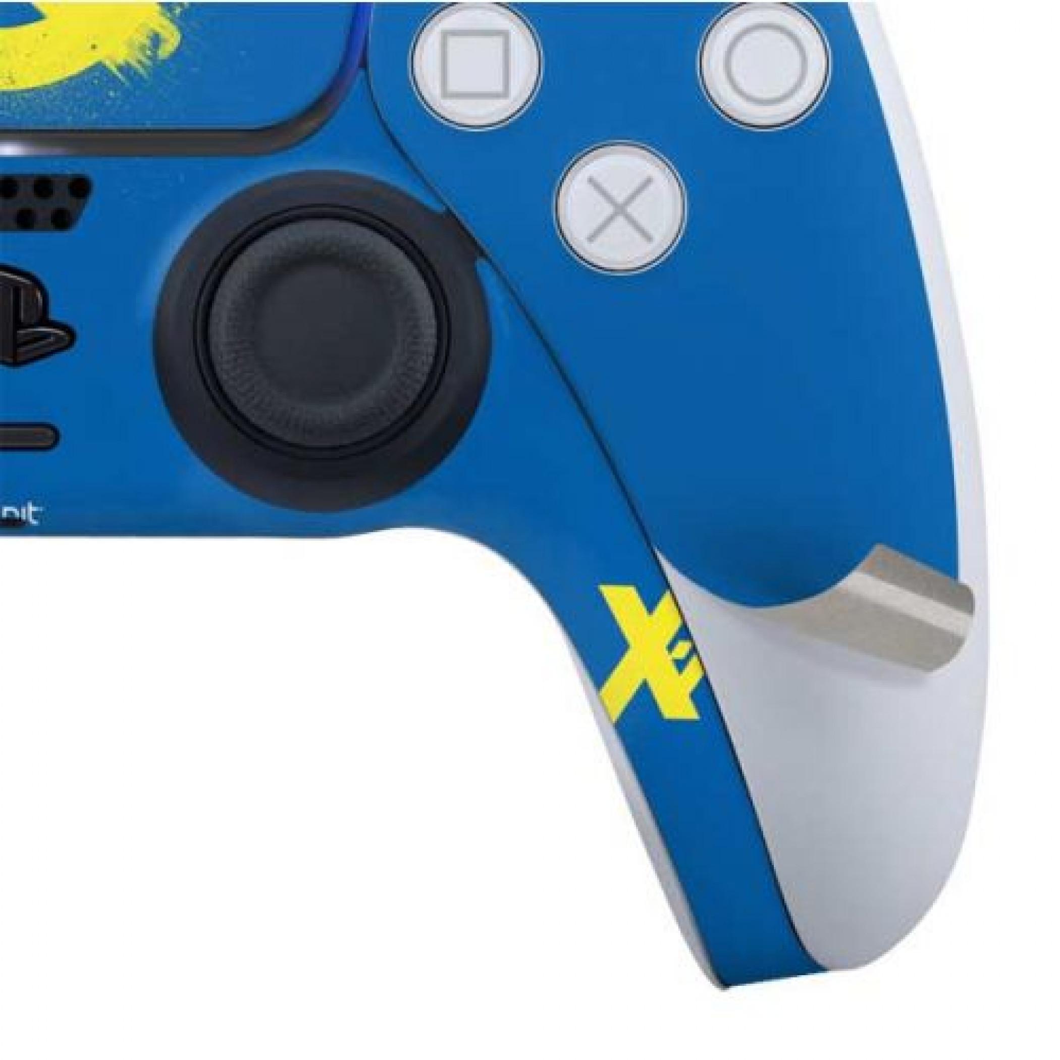 X-Men Yellow Logo PS5 Controller Skin