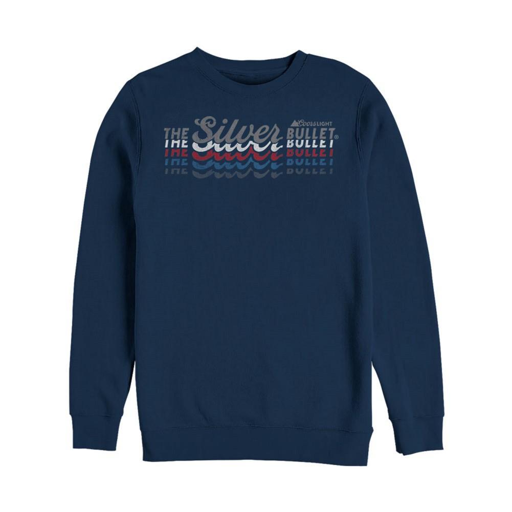 Coors Silver Bullet Crewneck Sweatshirt