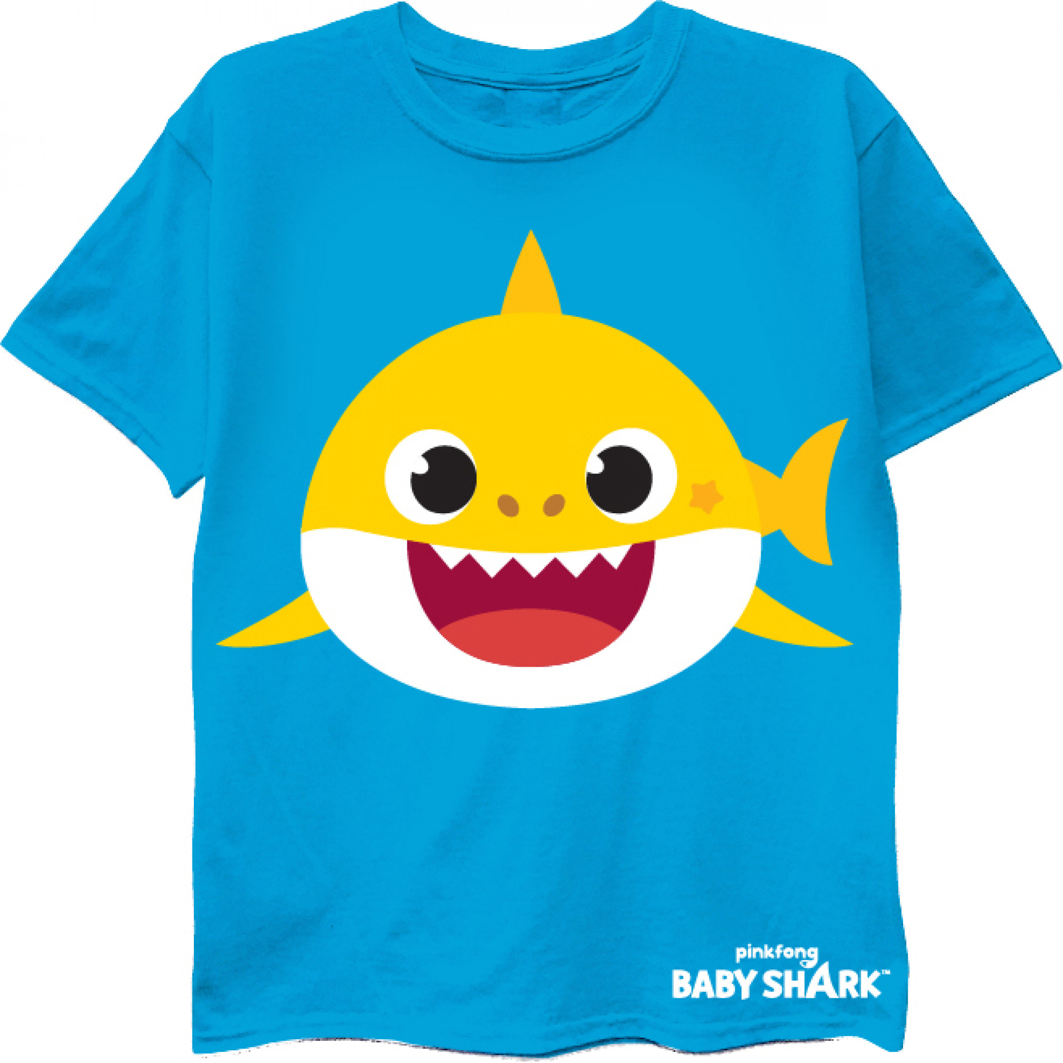 Baby Shark Toddler and Infant Shirt.