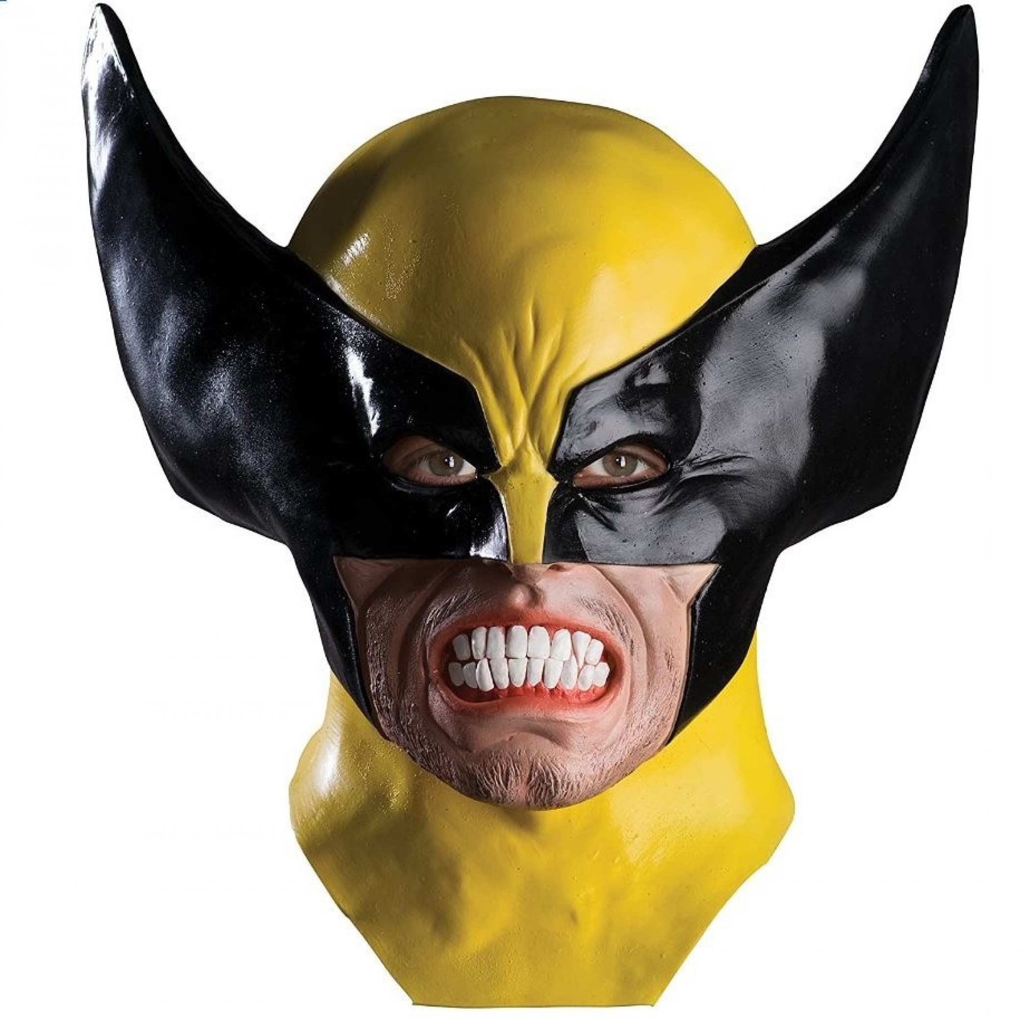 Wolverine Deluxe Latex Mask