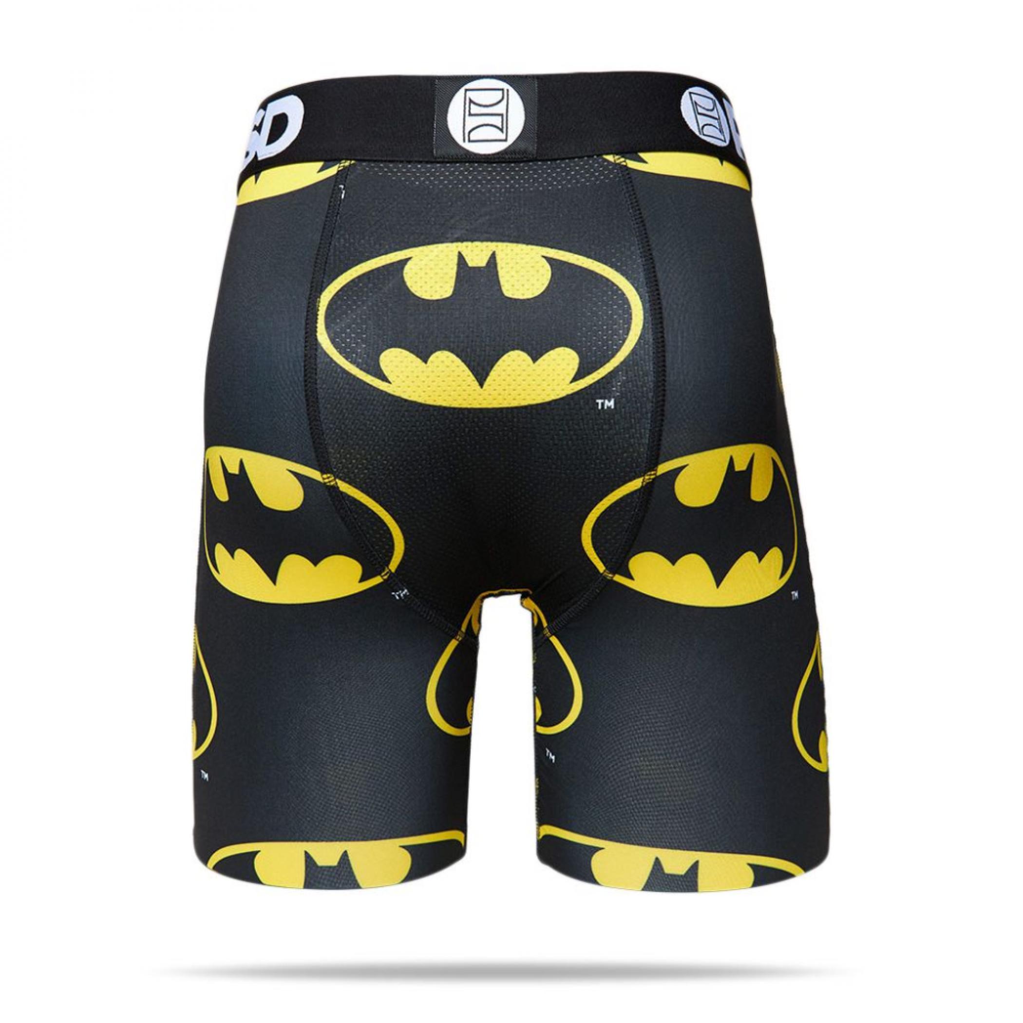 DC Comics Classic Batman Logo PSD Men's Boxer Briefs