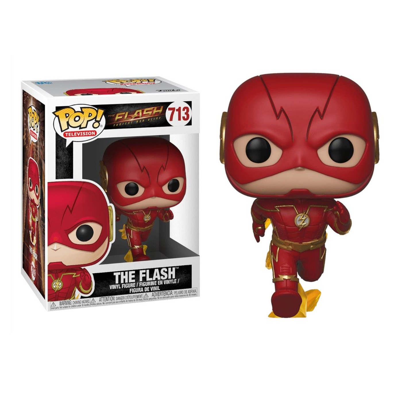 Barry Allen The Flash TV Funko Pop! Vinyl Figure