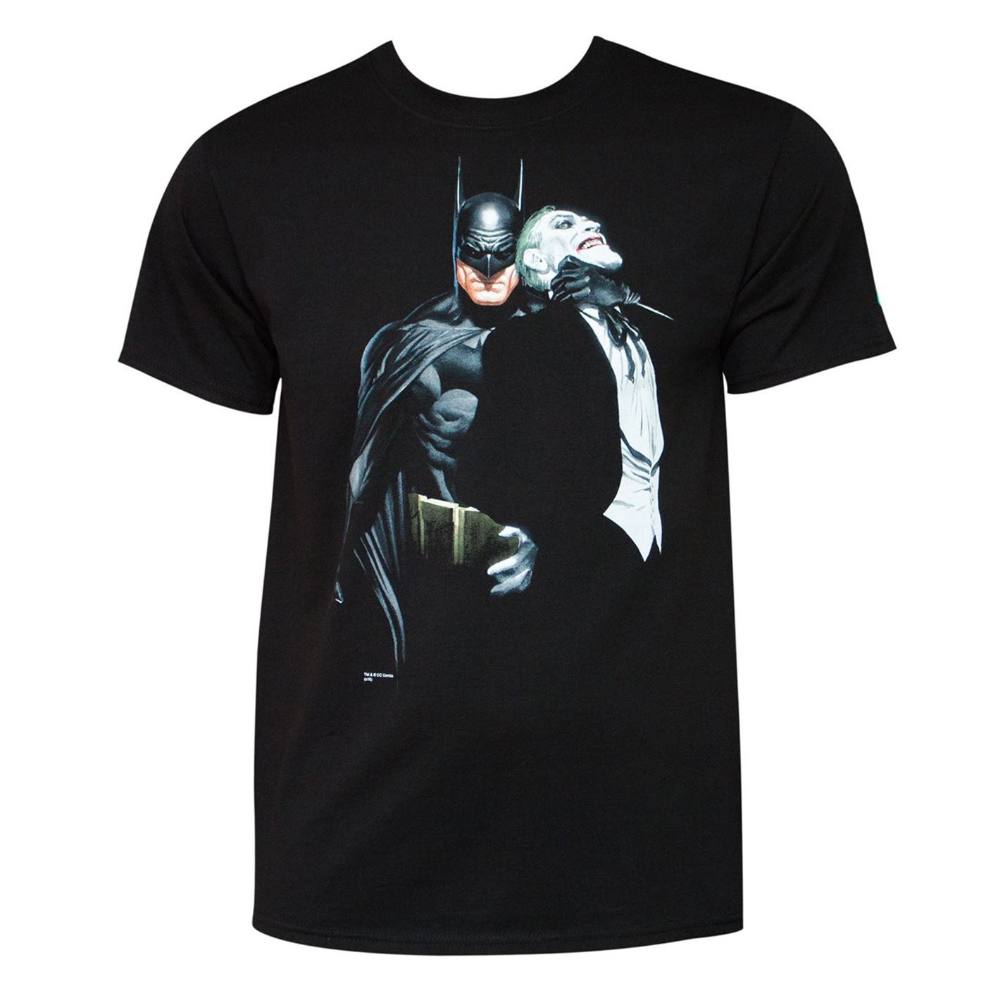 Batman: Chokeout T-Shirt by Alex Ross