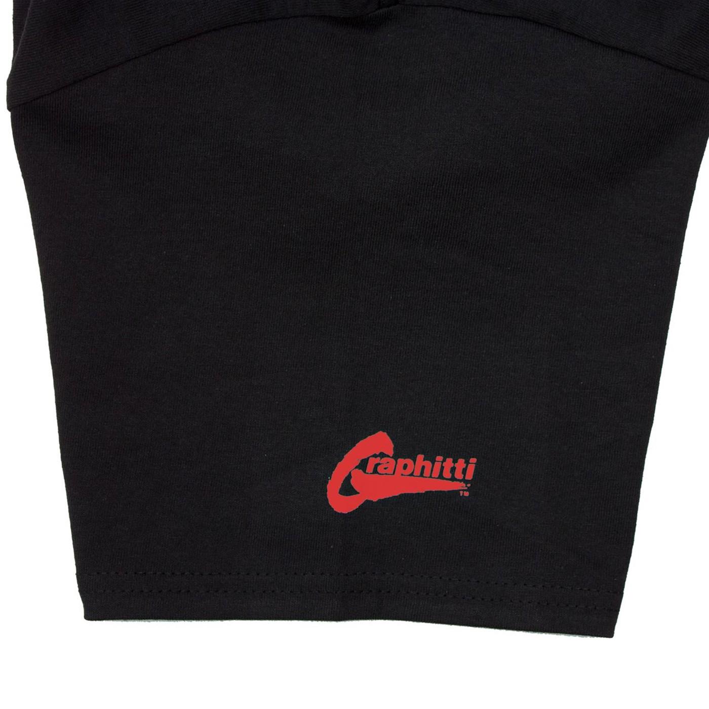 Harley Quinn: Skull Bags T-Shirt by Amanda Conner