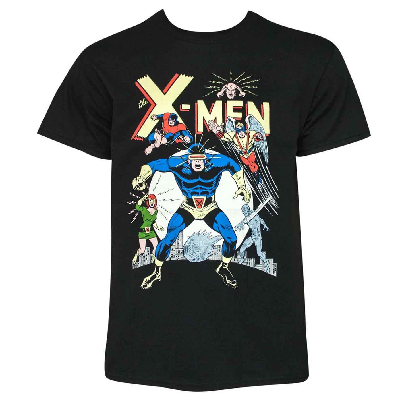 X-Men Fateful Finale T-Shirt