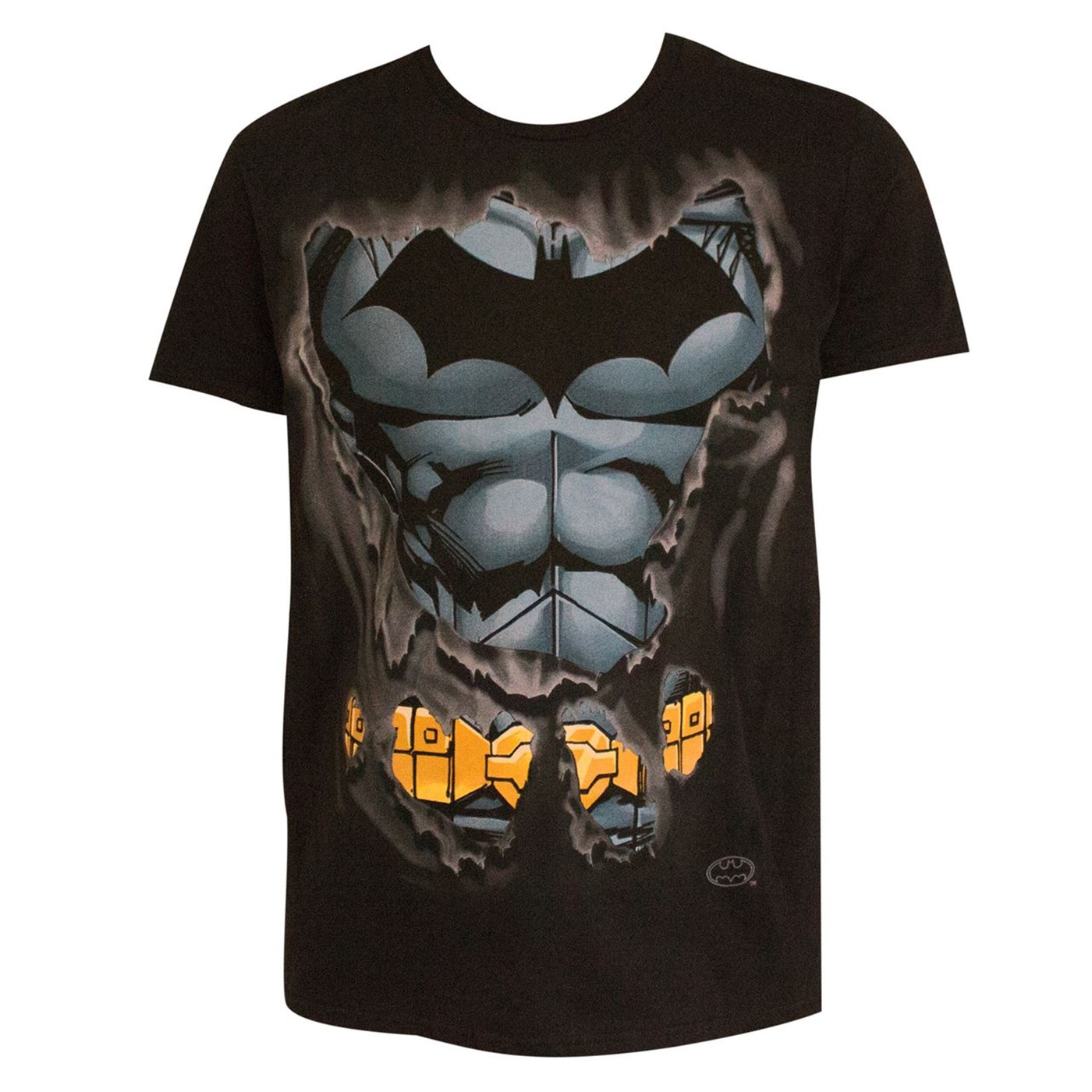 Batman Costume Suit Men's T-Shirt