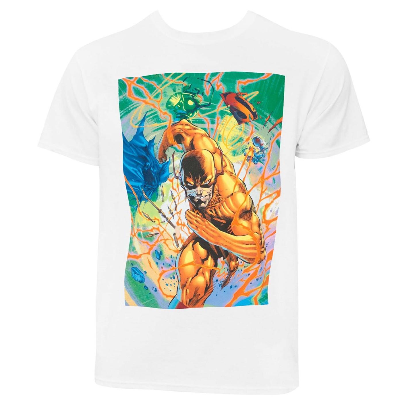 Reverse Flash Comic #1 Cover Men's T-Shirt