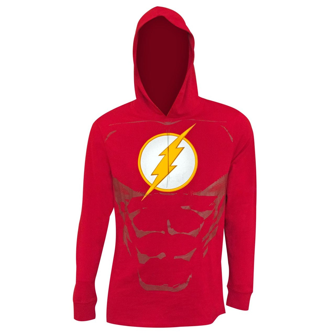 Flash Costume Light Weight Hoodie