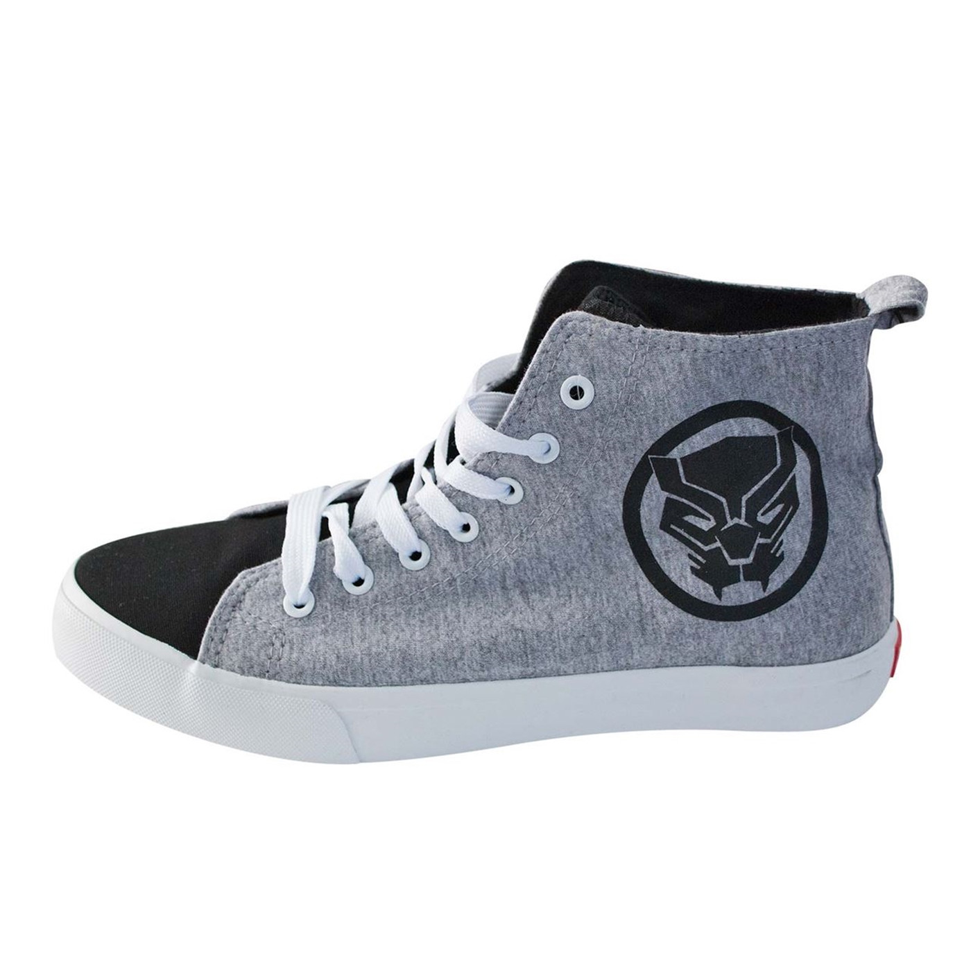 Black Panther Gray Sneakers