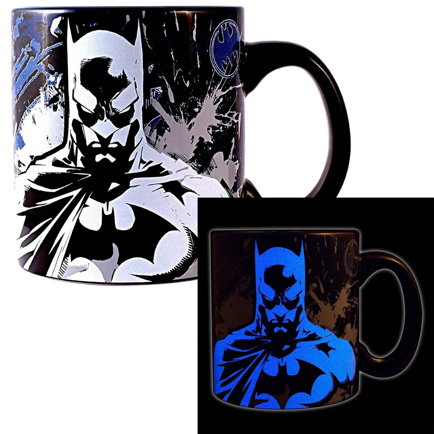 Batman Glow In The Dark 20 Ounce Mug