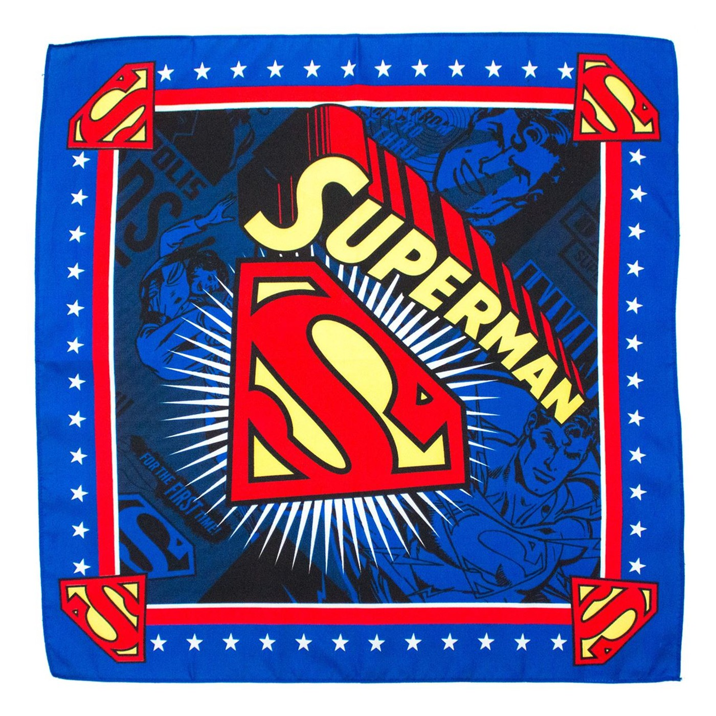 Superman Bandana