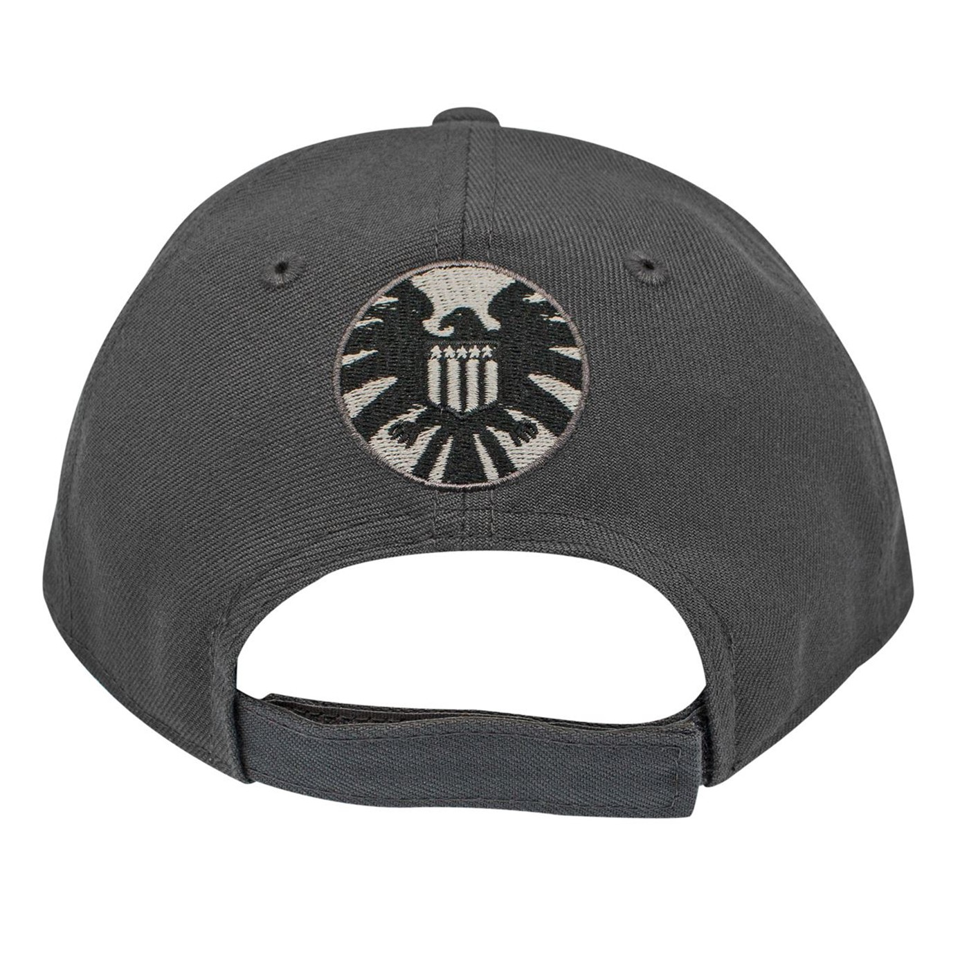 SHIELD Graphite New Era 9Forty Adjustable Hat