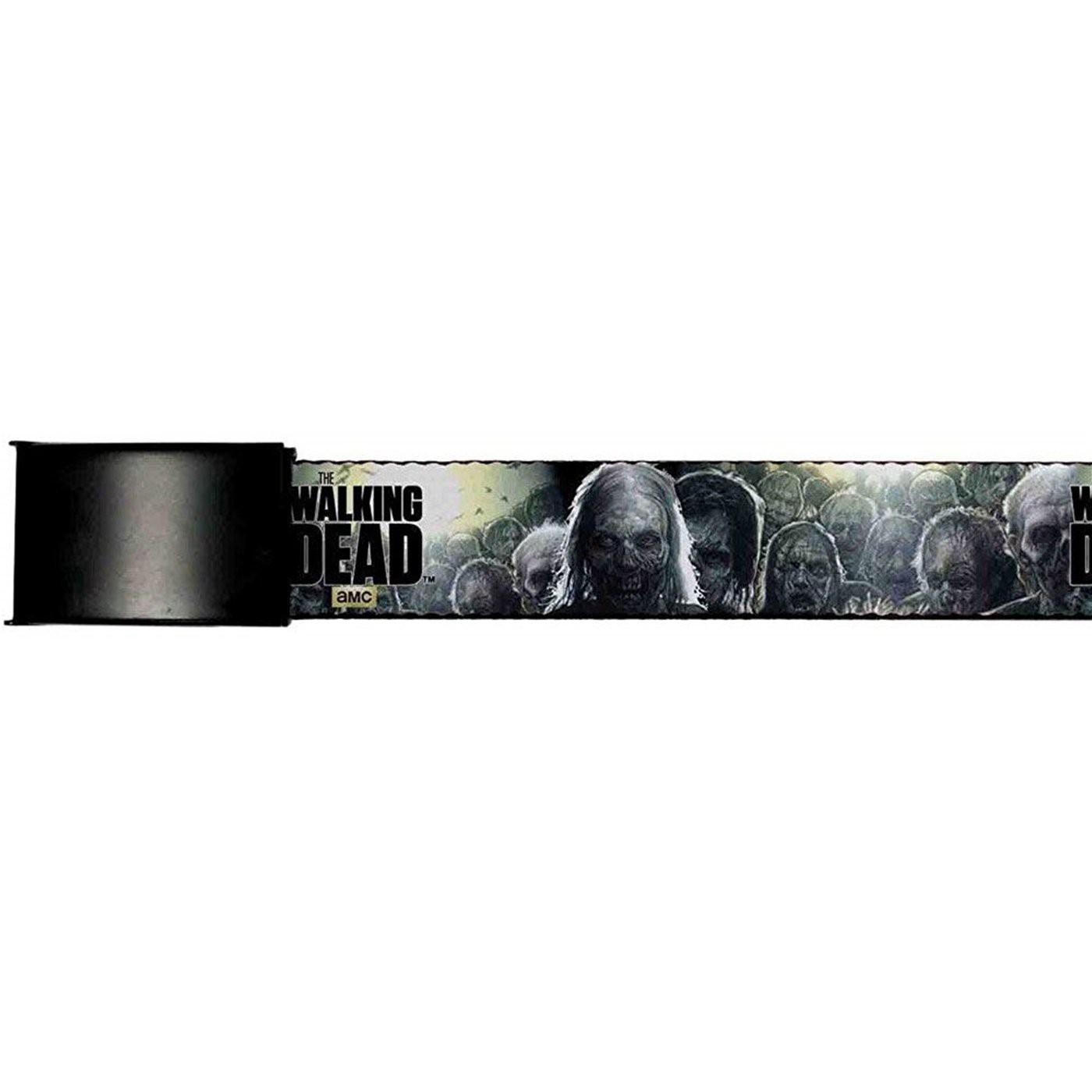 Walking Dead Title Belt