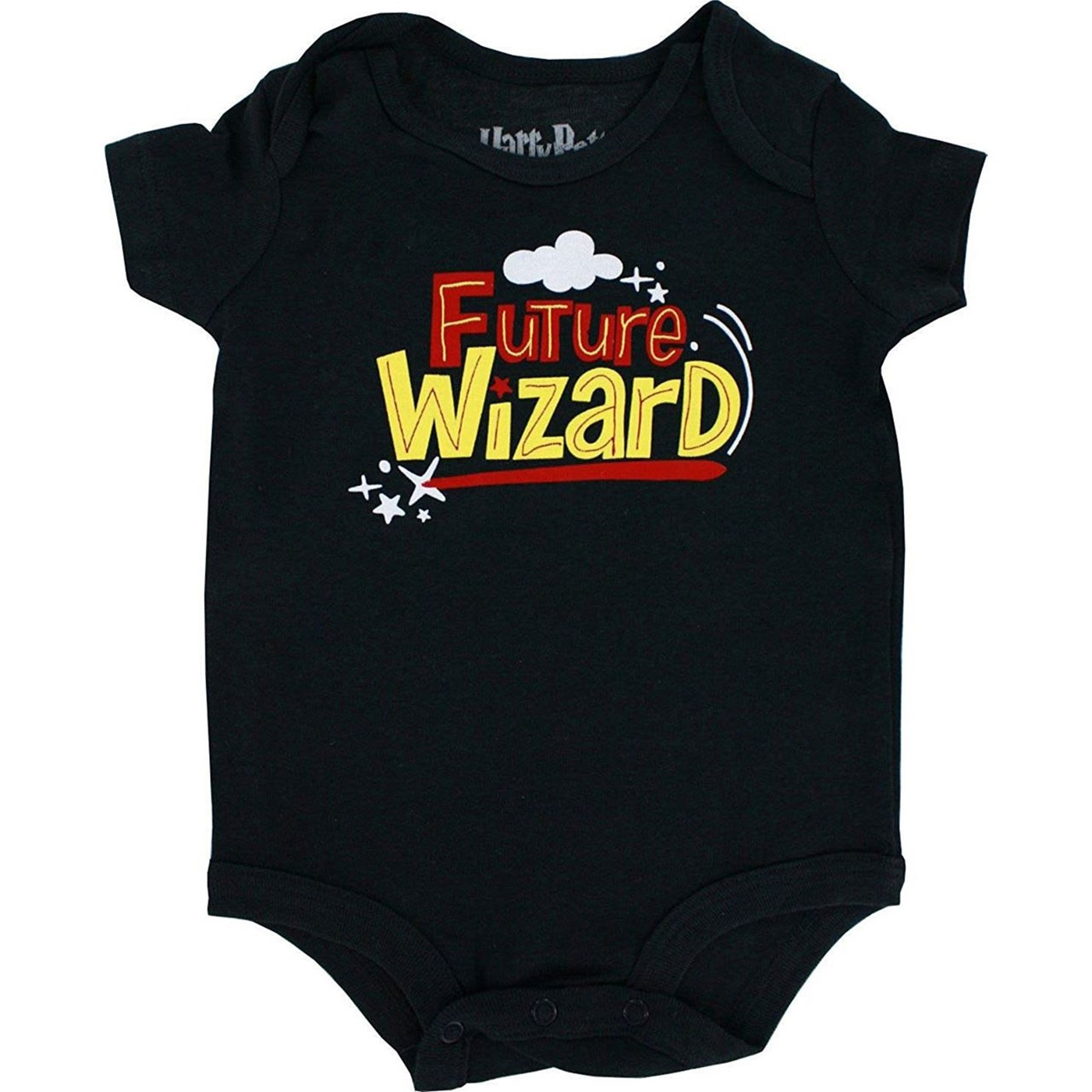 Harry Potter Future Wizard Infant Snapsuit