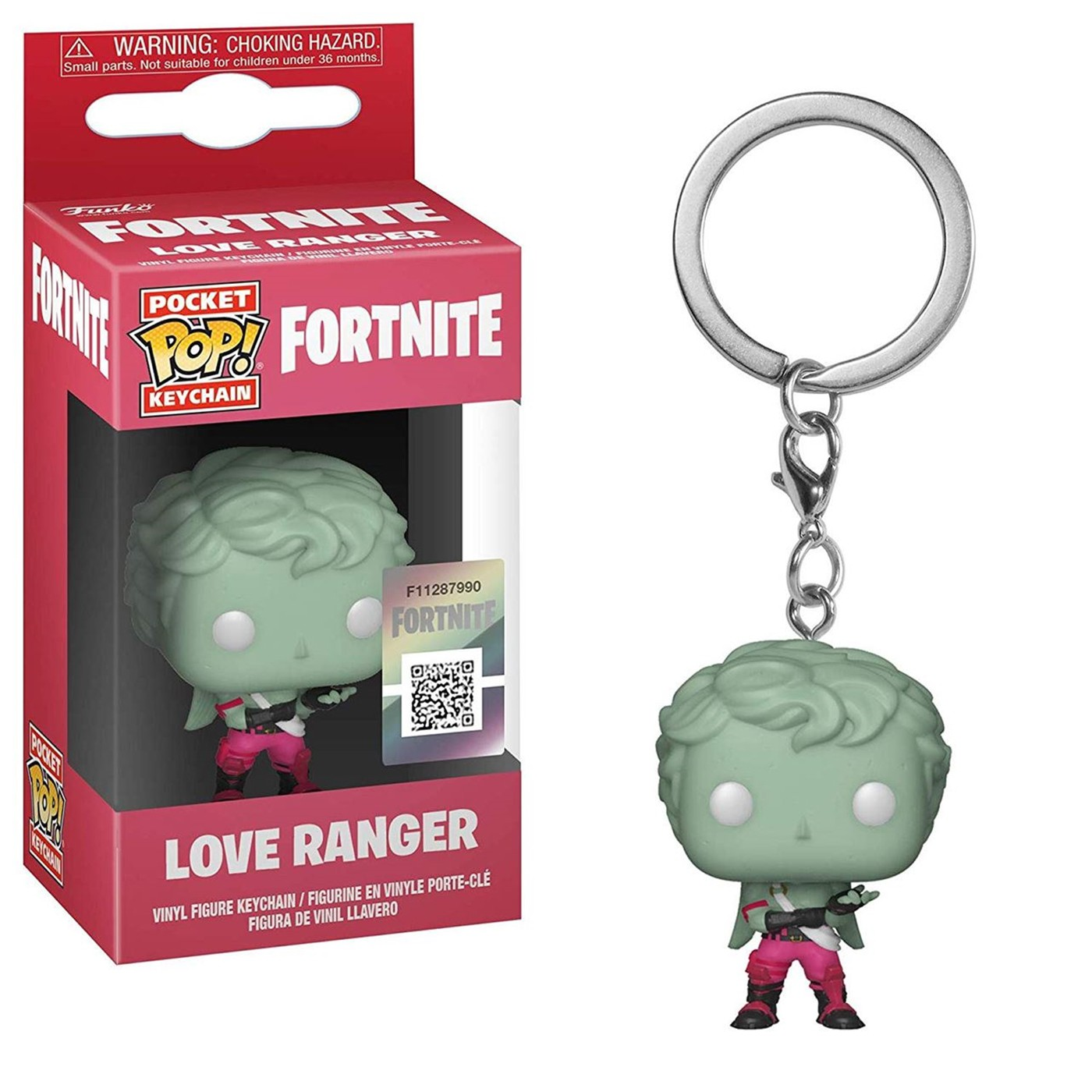 Pop! Keychain: Fortnite - Love Ranger