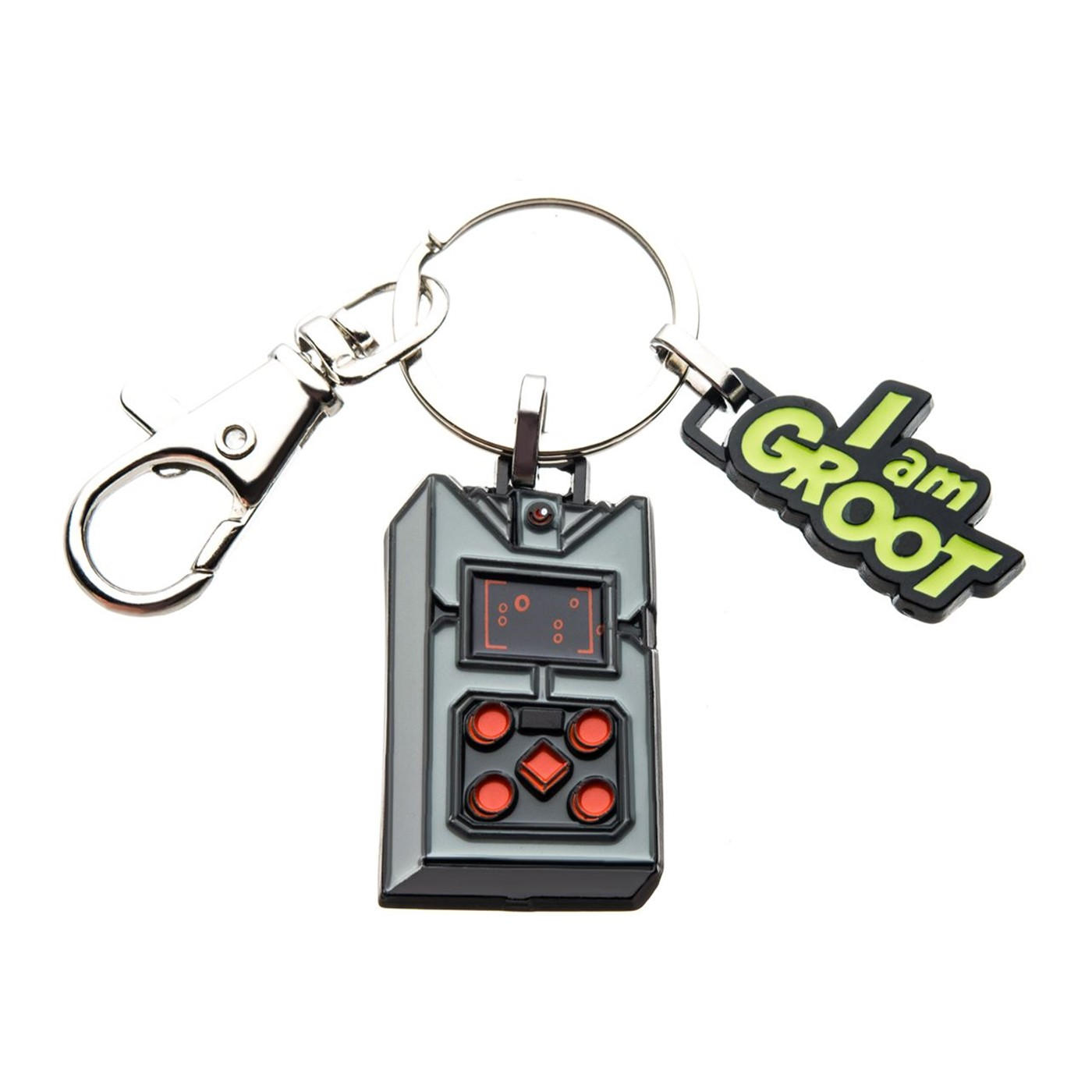Groot's Game Key Chain
