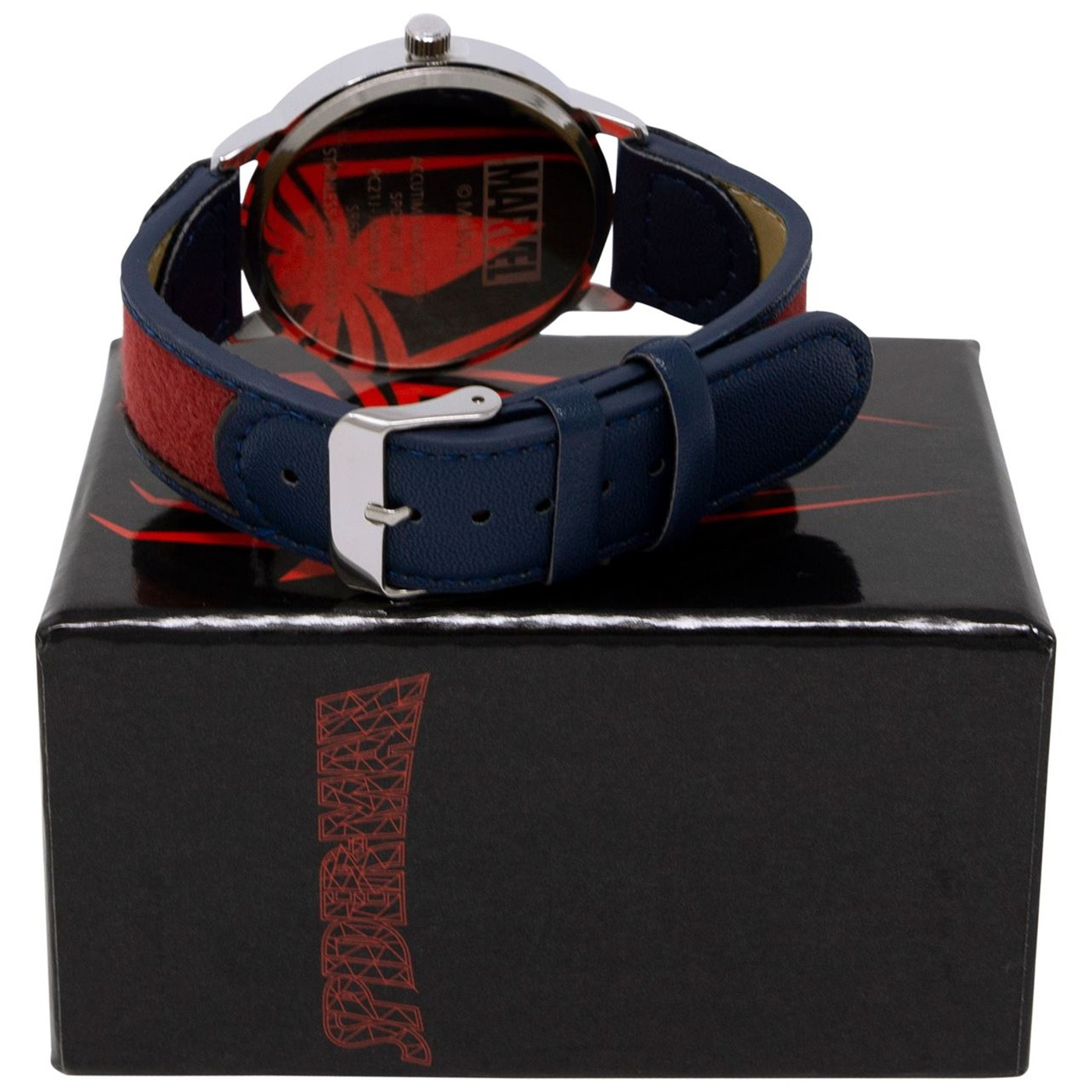 Spider-Man Logo Watch