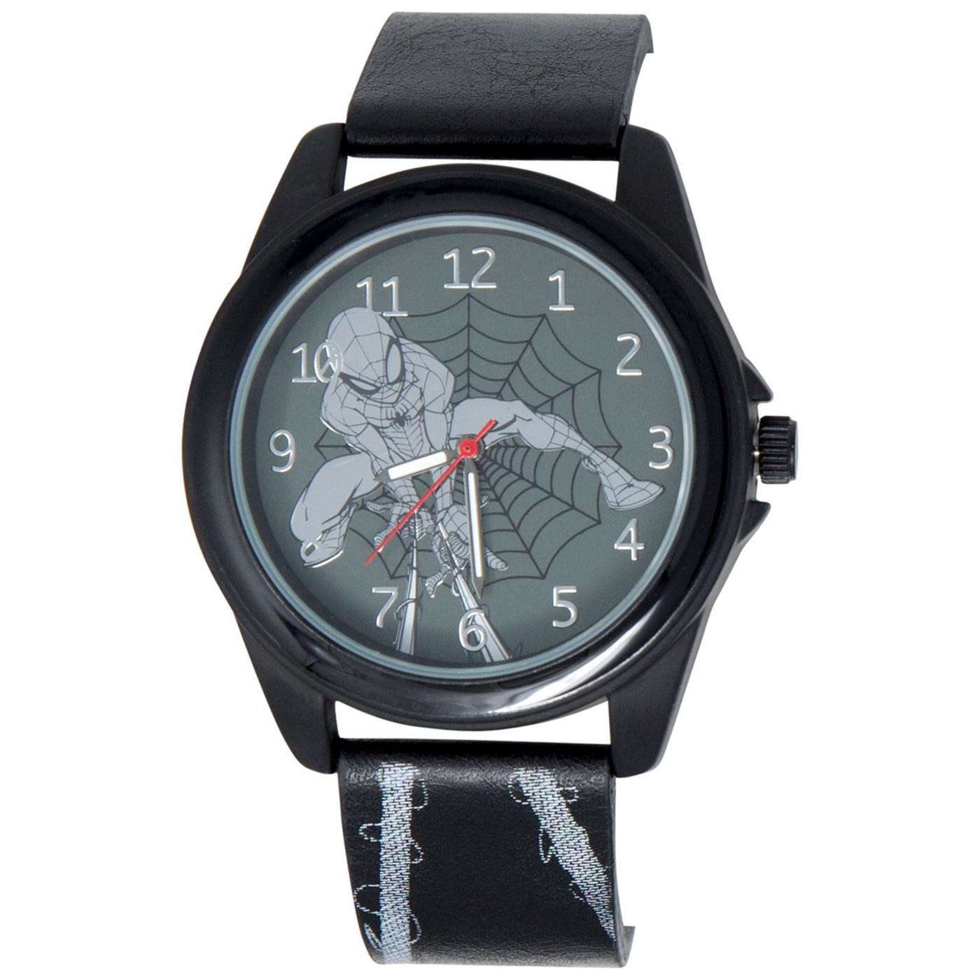 Spider-Man Black Watch