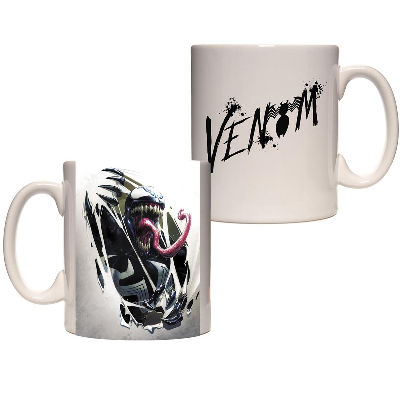 Venom Breakthrough 15oz Coffee Mug