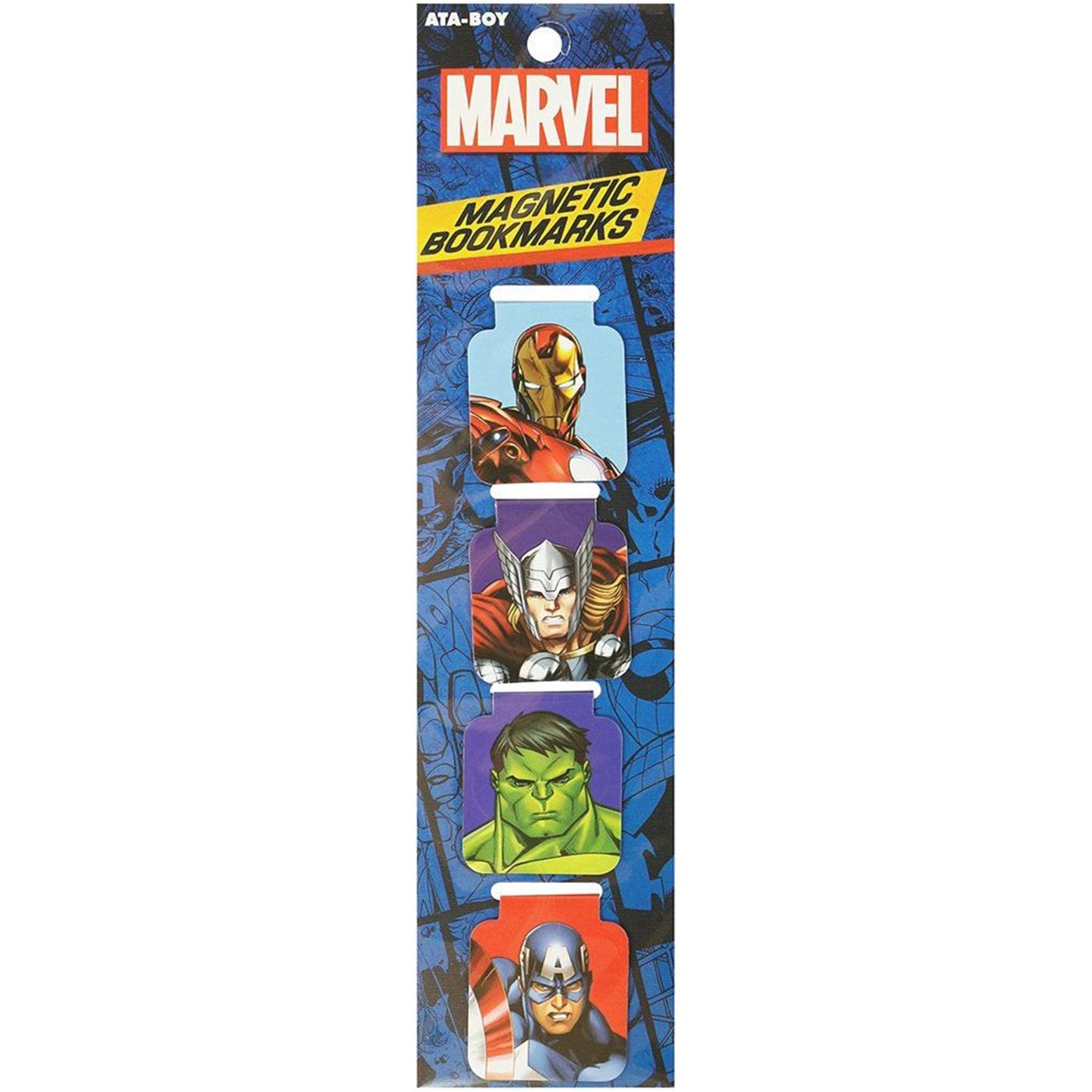 Avengers Bookmark Set