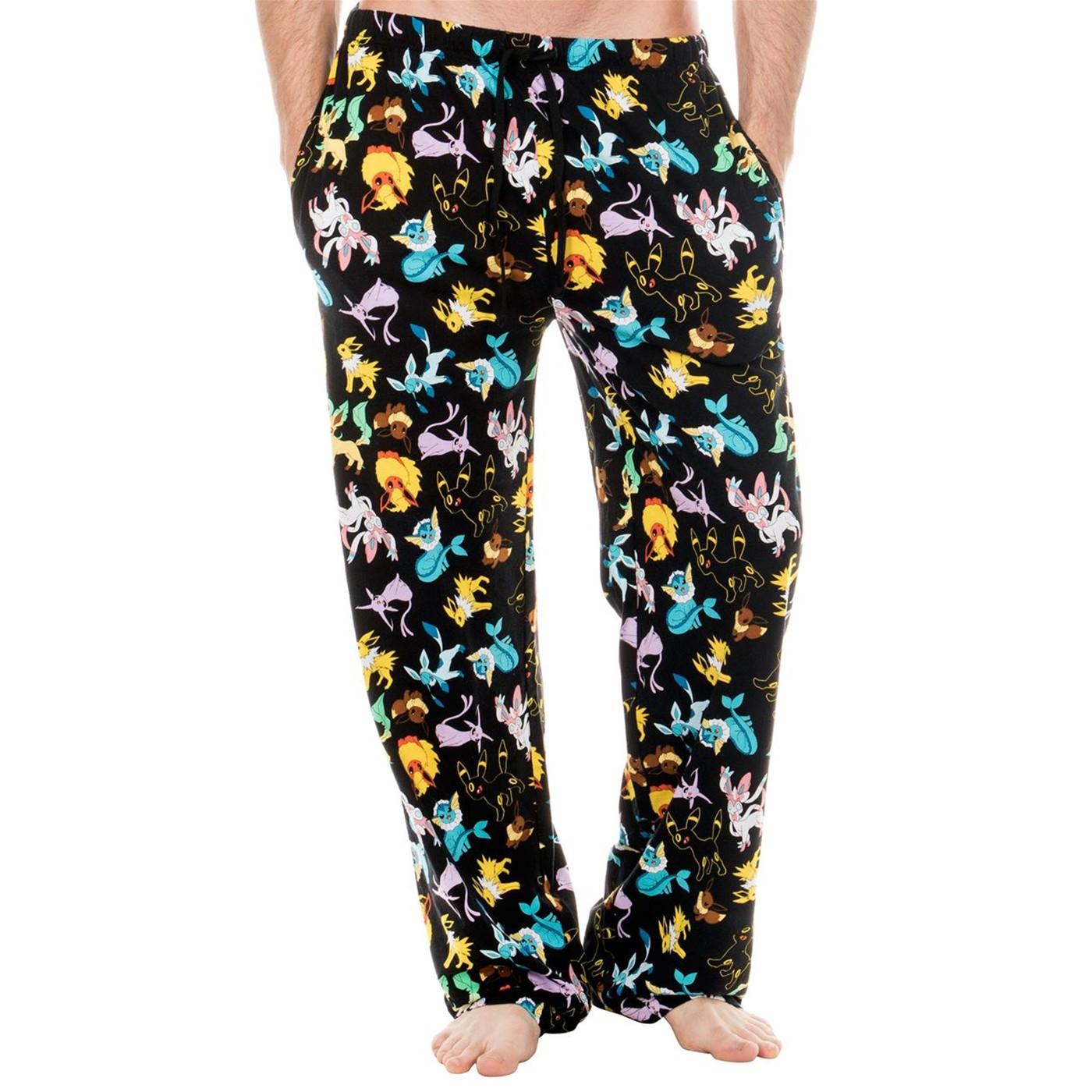 Pokemon Eevee Lounge Pants