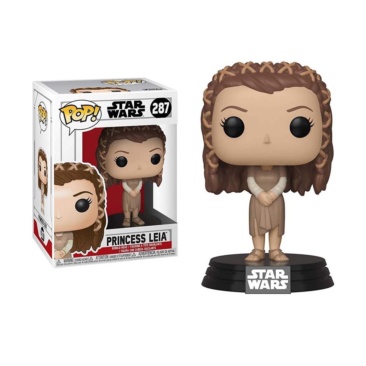 POP Star Wars: Ewok Village Leia