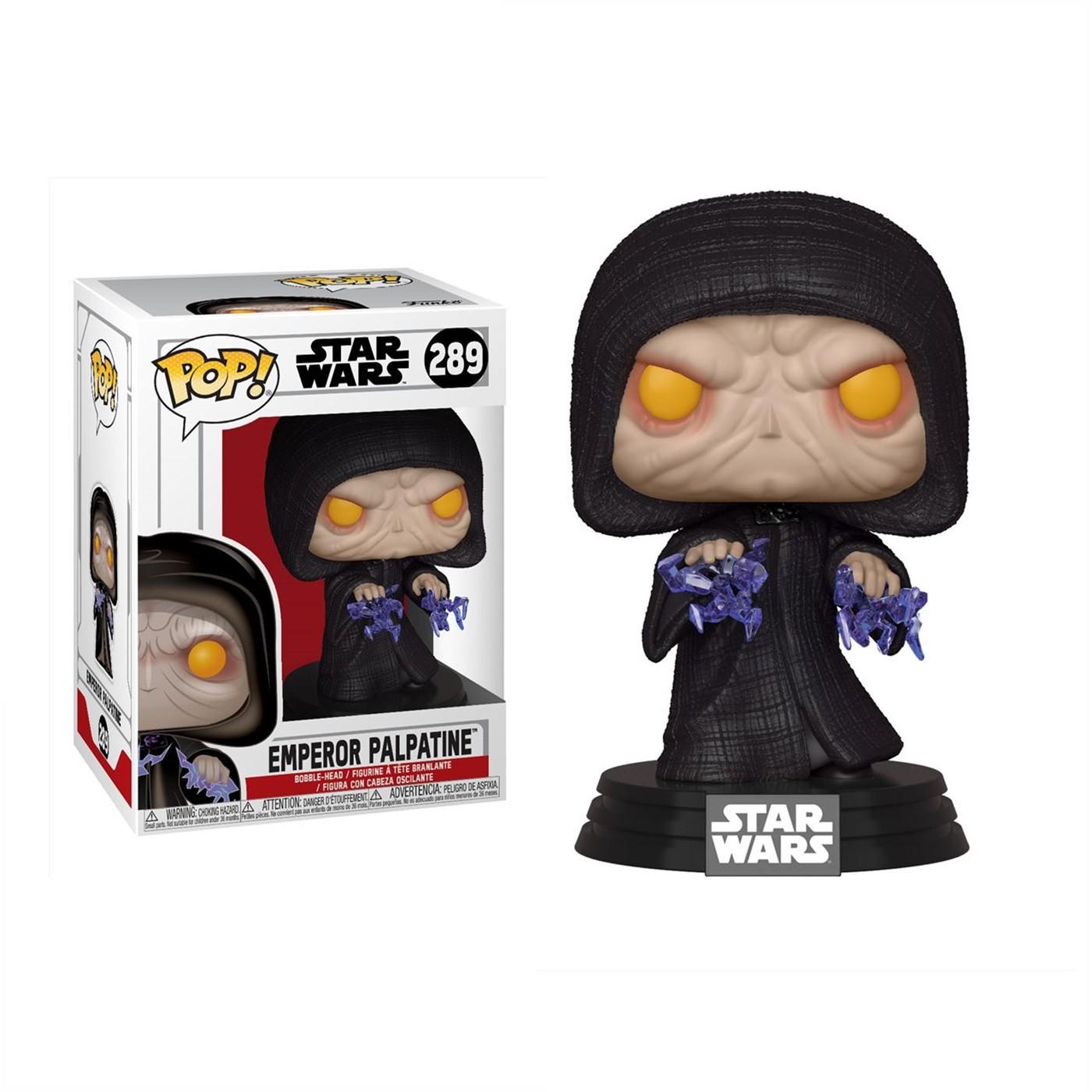 POP Star Wars: Emperor Palpatine