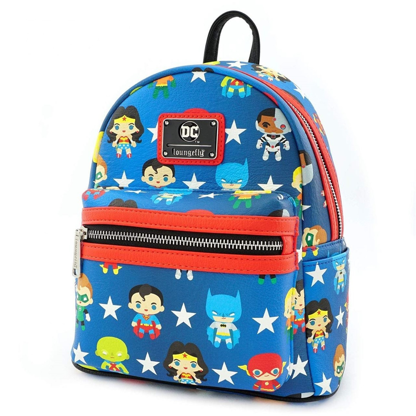 Justice League Chibi Mini Backpack