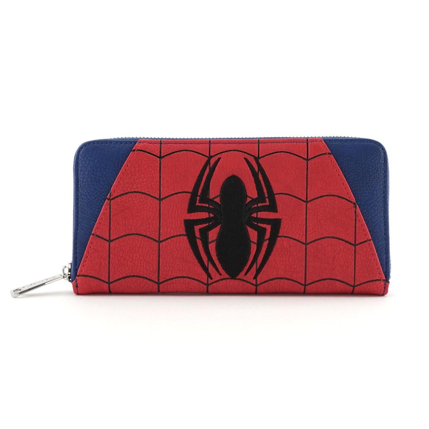 Spider-Man Costume Zip Around