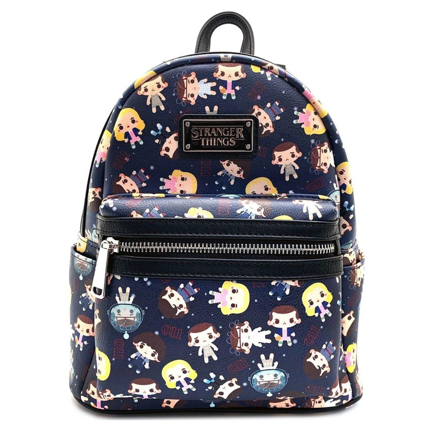 Stranger Things Mini Backpack