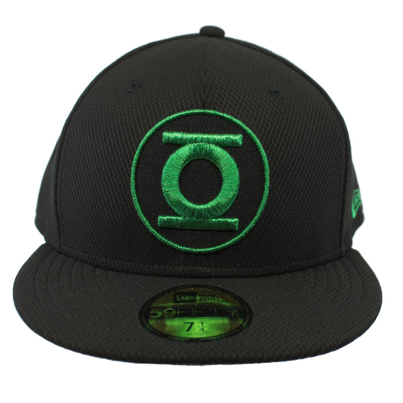 Green Lantern Symbol 59Fifty Fitted Hat