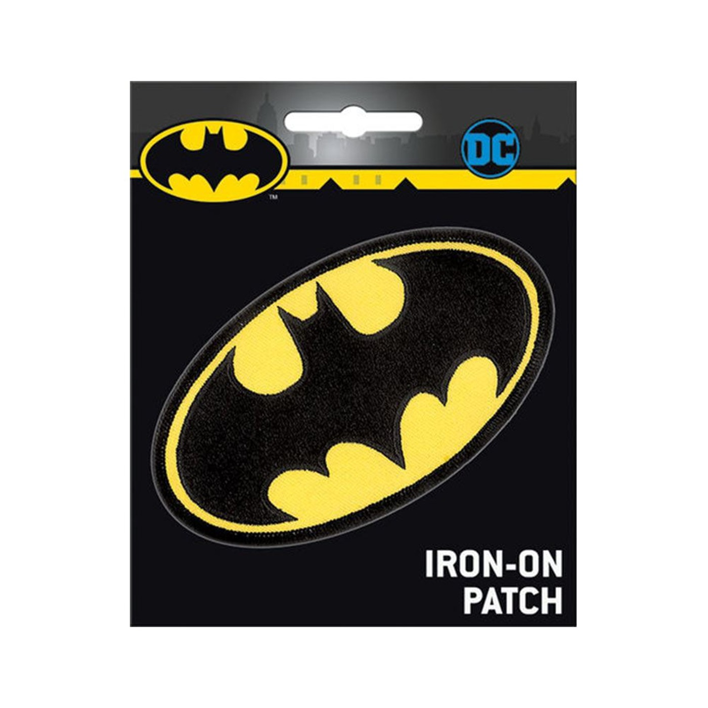 Batman Symbol Patch