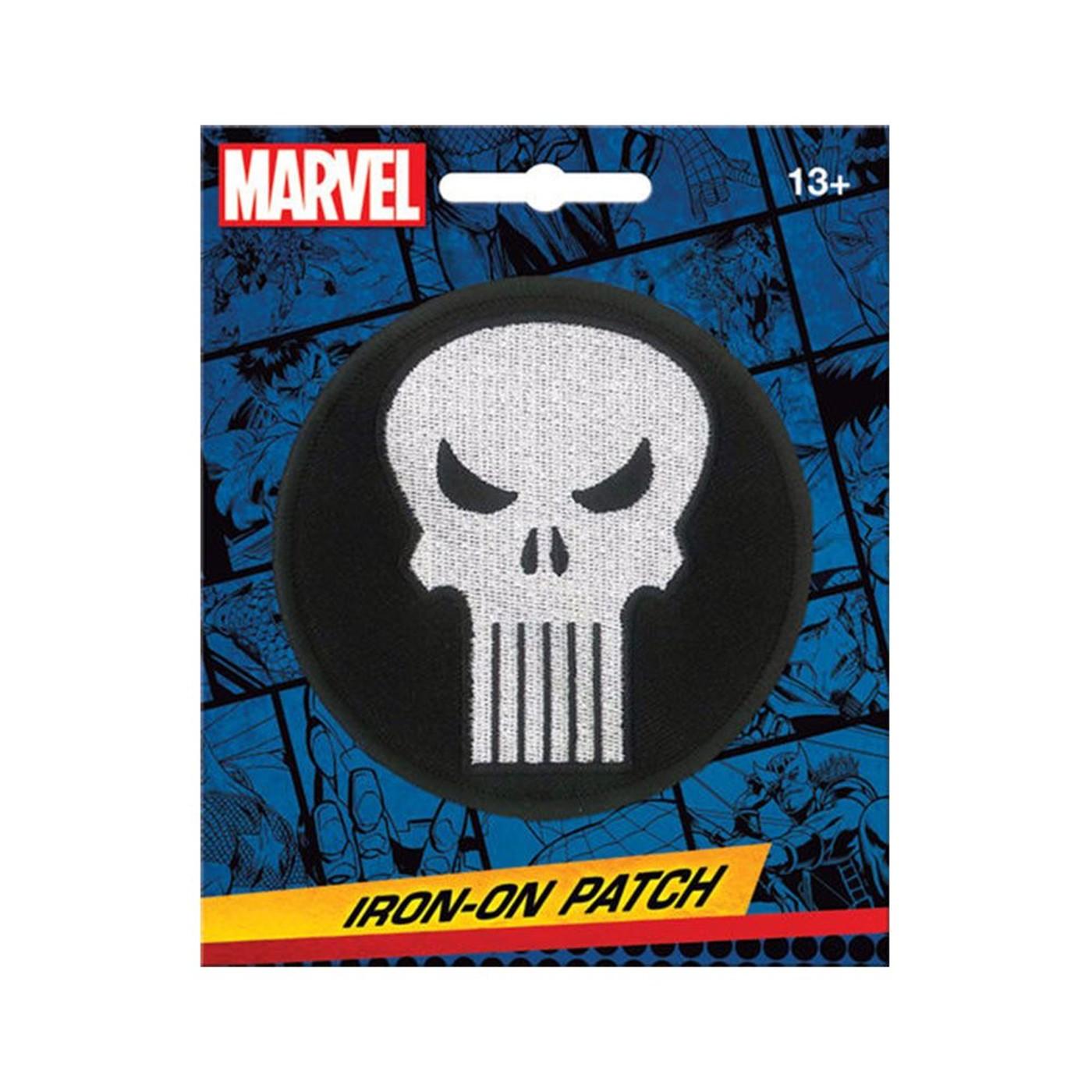 Punisher Symbol Patch