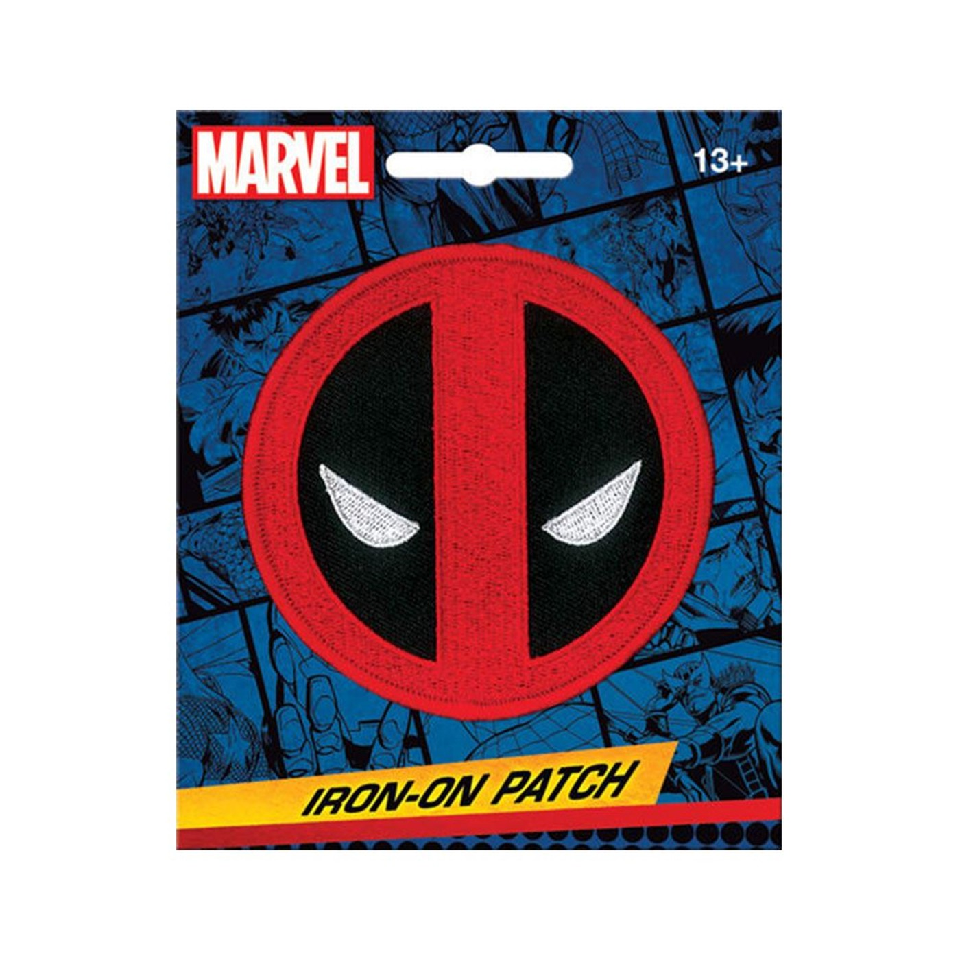 Deadpool Symbol Patch